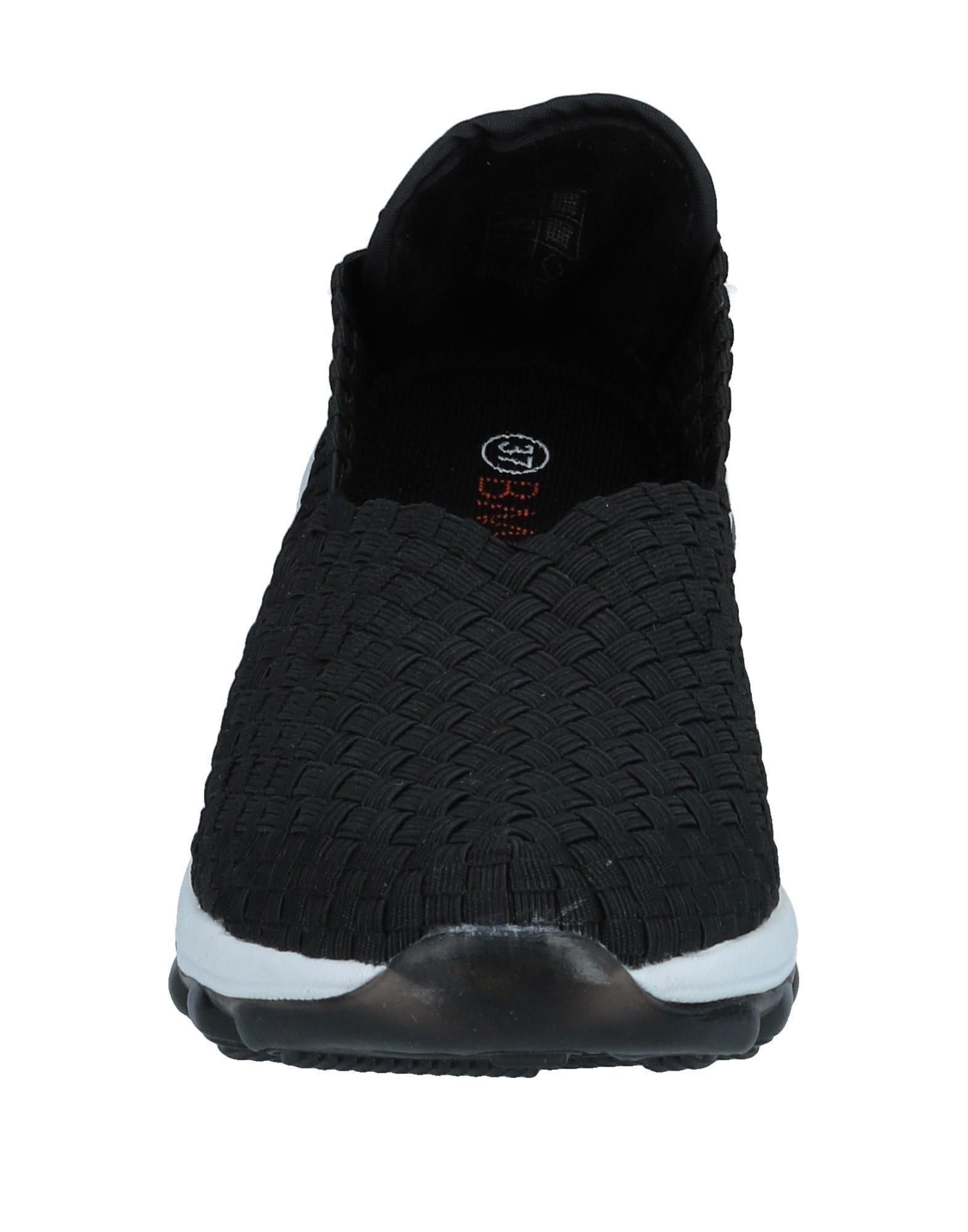 Sneakers & Deportivas Bernie Mev de Caucho de color Negro