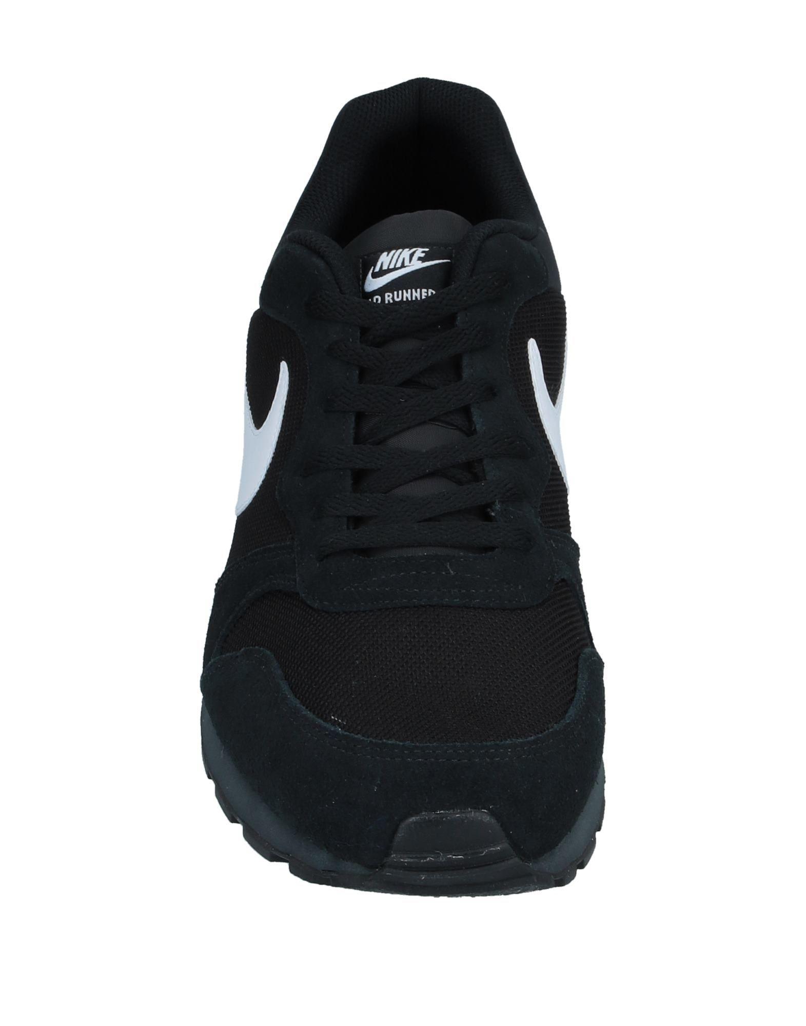 Sneakers & Deportivas Nike de Ante de color Negro para hombre