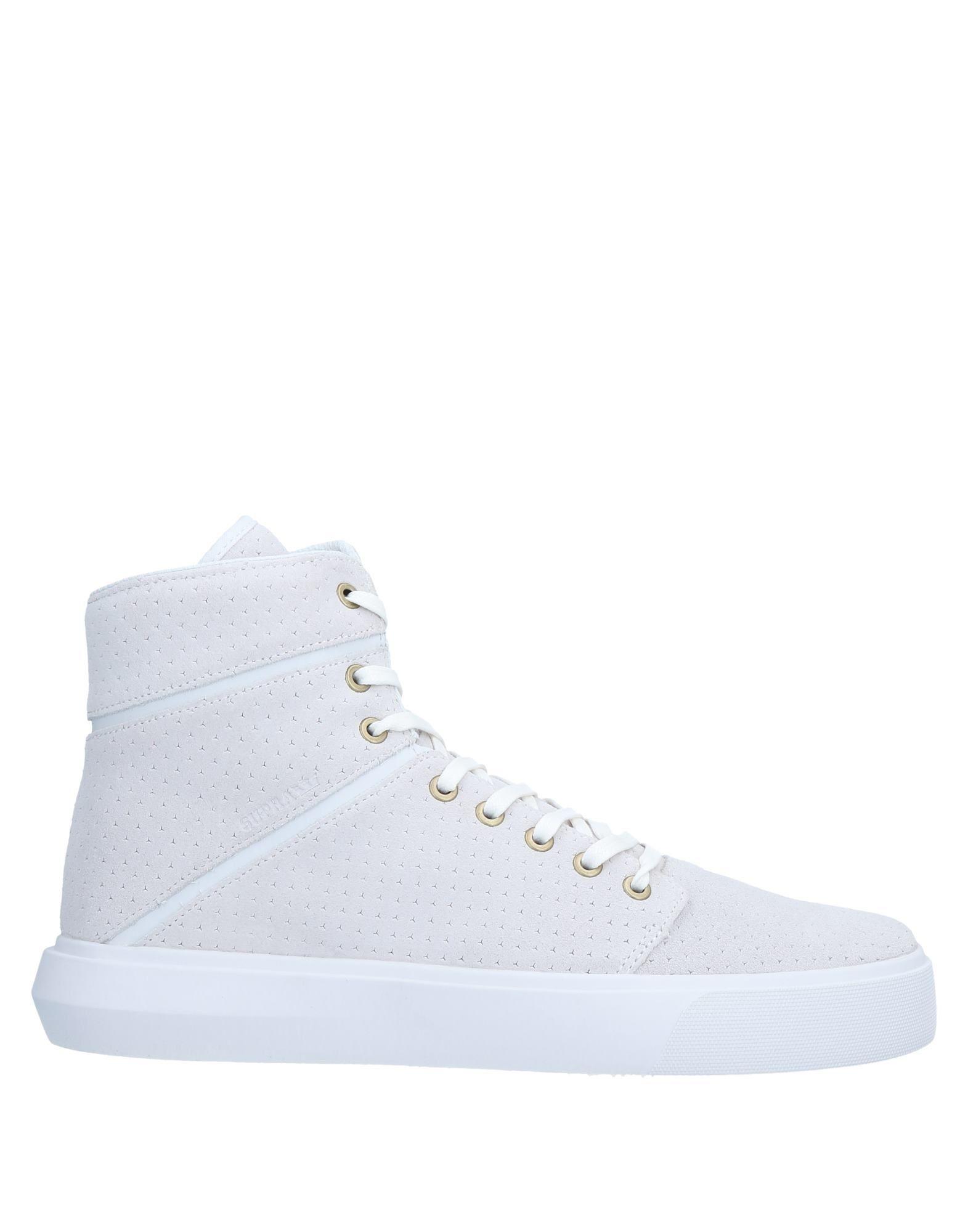 13cea2646198 Supra High-tops   Sneakers in Gray for Men - Lyst