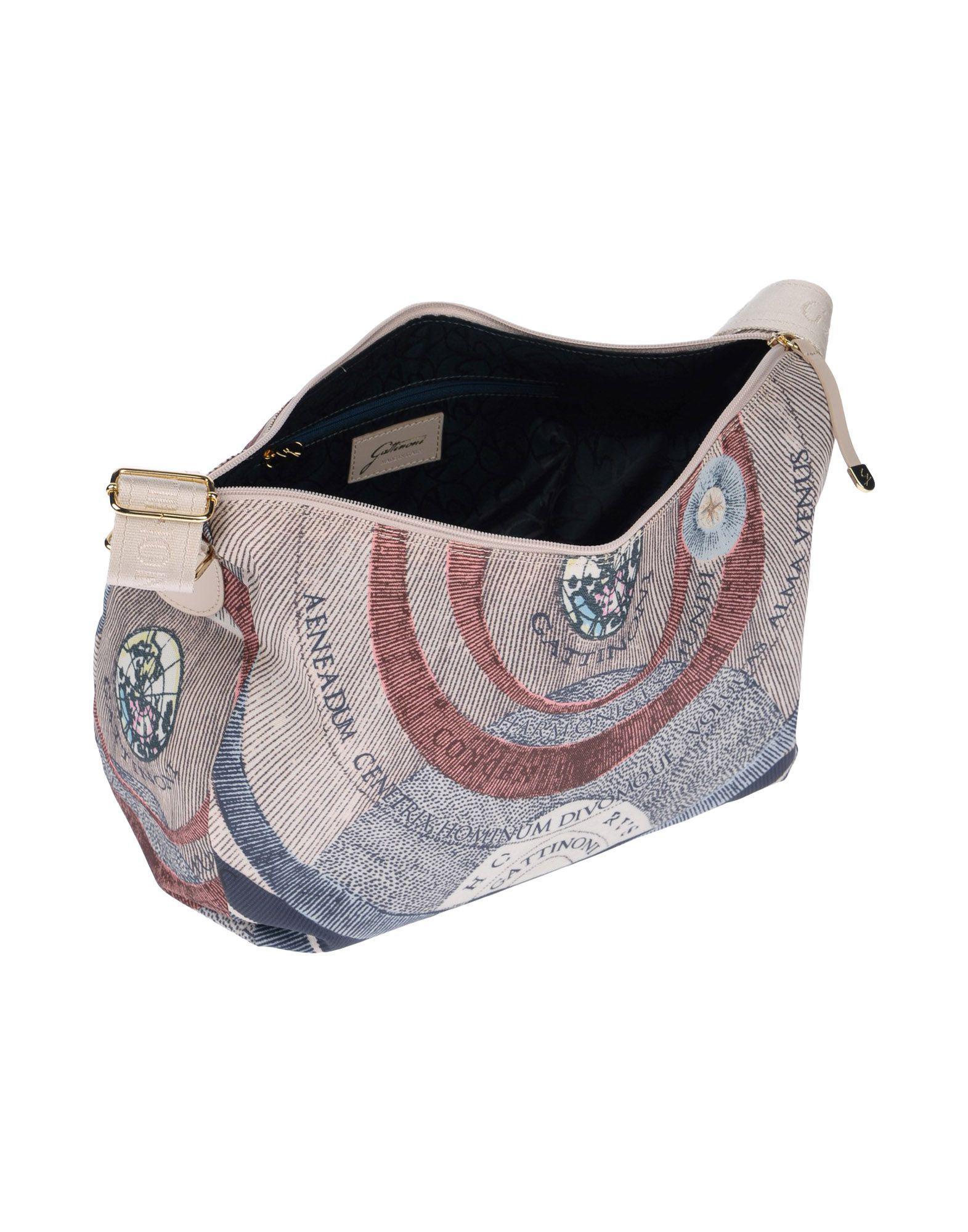 Gattinoni Synthetic Cross-body Bag in Beige (Natural)