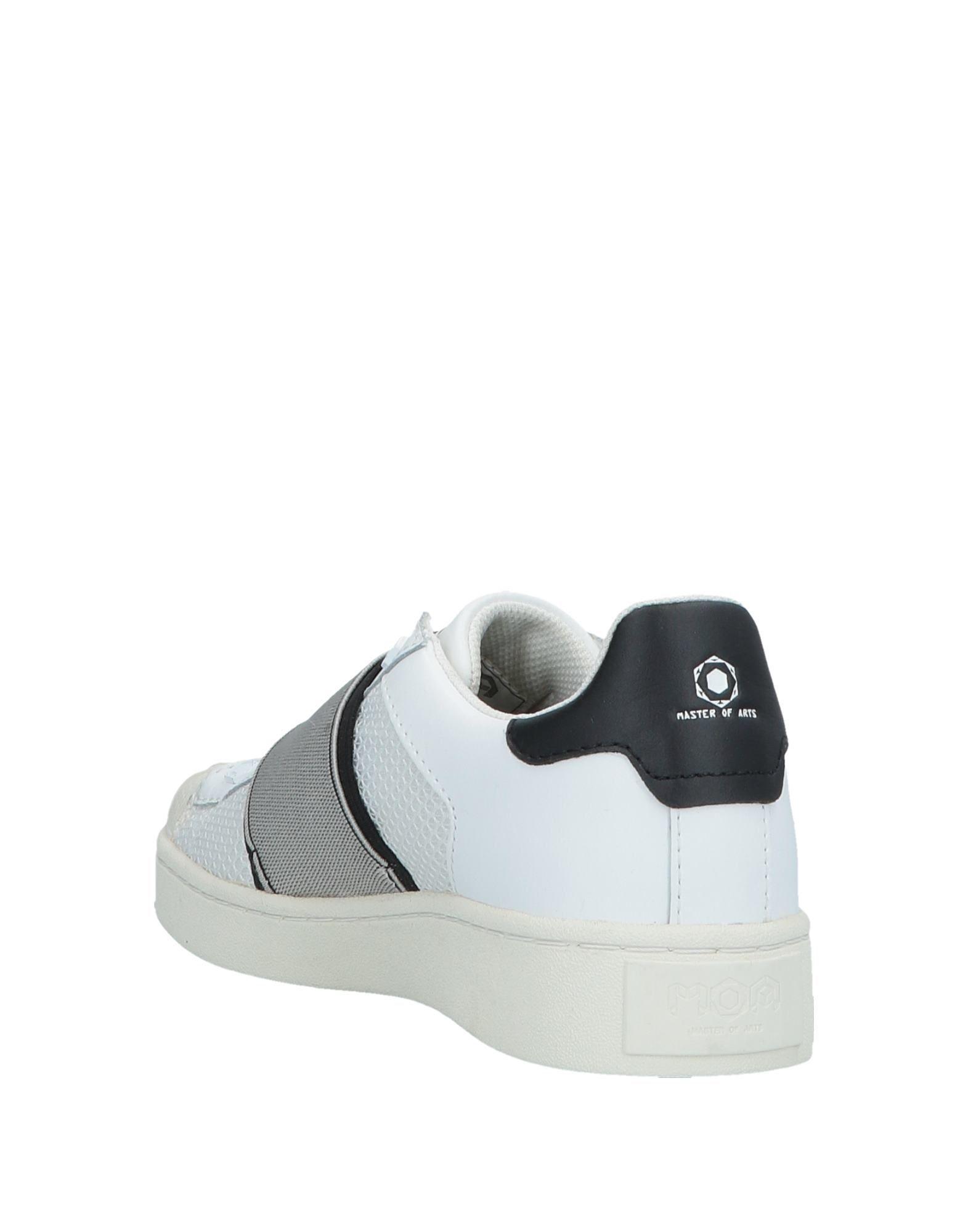 Sneakers & Deportivas MOA de Cuero de color Neutro