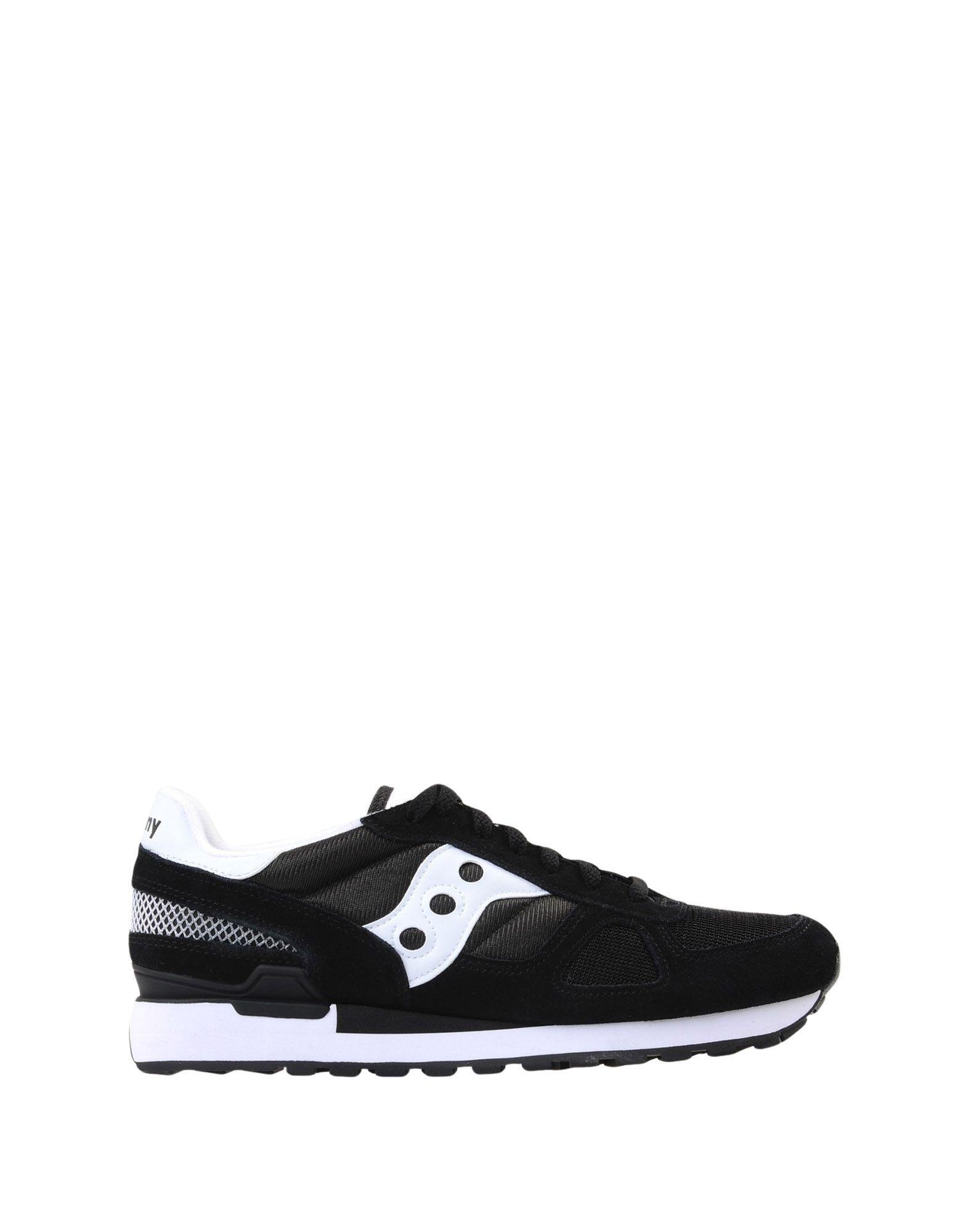 Sneakers & Deportivas Saucony de Ante de color Negro para hombre