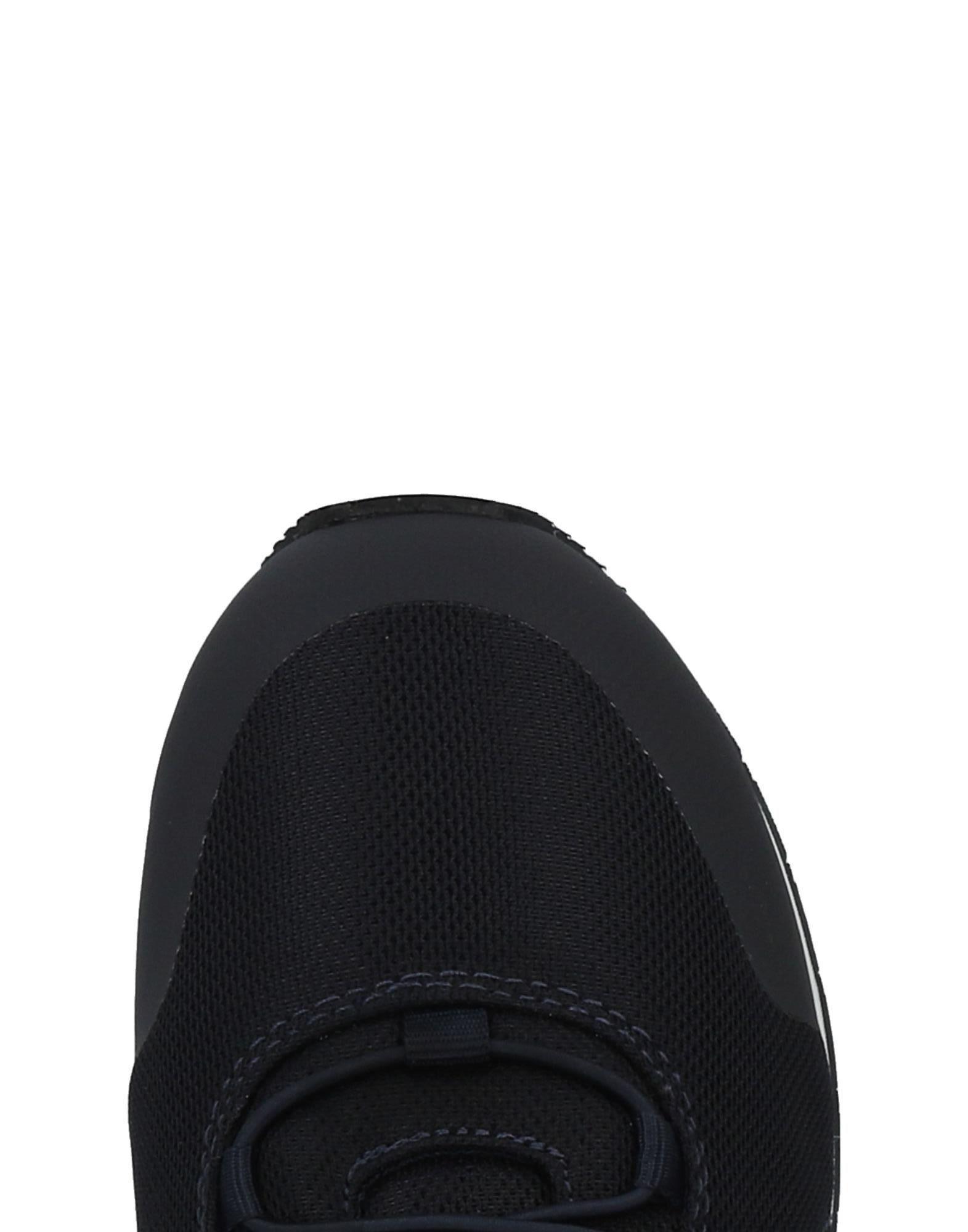 DKNY Rubber Low-tops & Sneakers in Dark Blue (Blue)