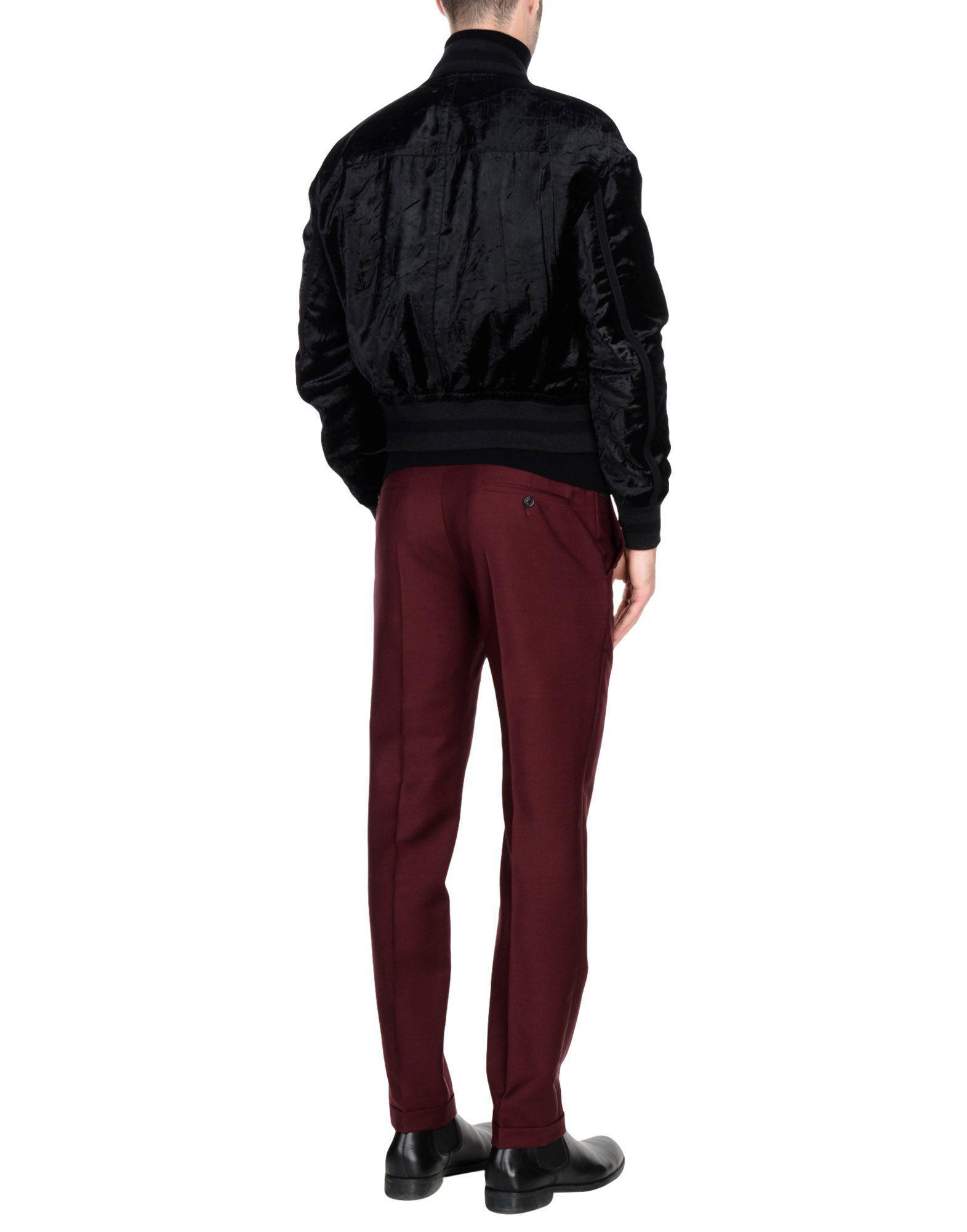 Haider Ackermann Velvet Jacket in Black for Men