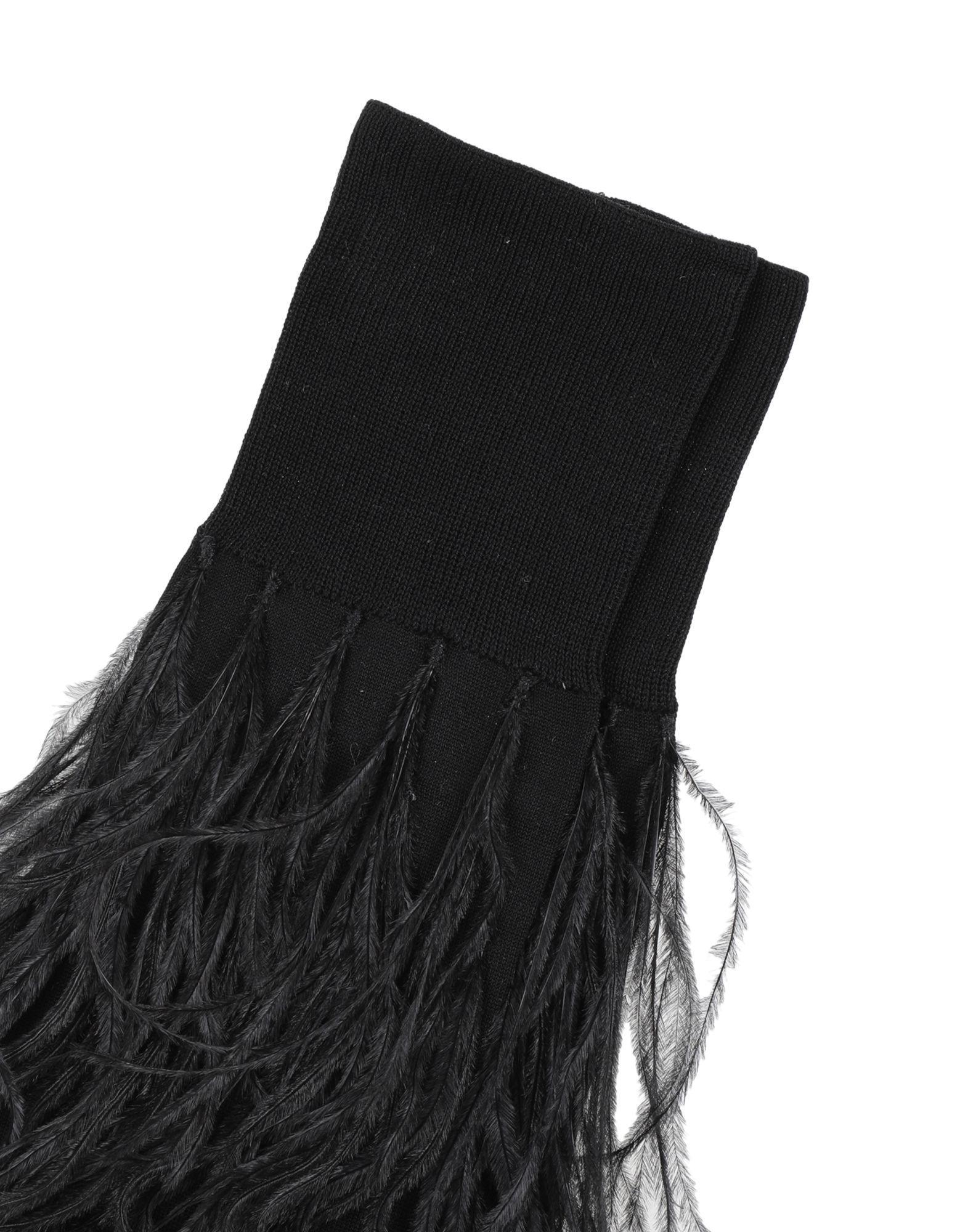 Socquettes Synthétique N°21 en coloris Noir