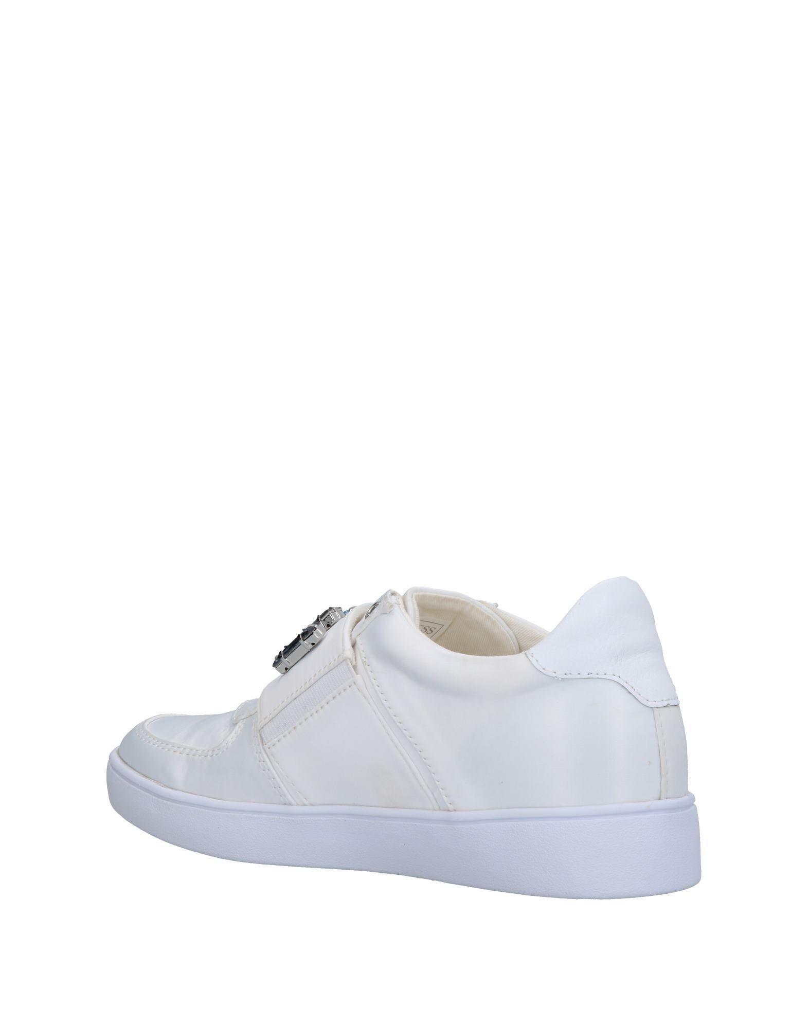 Sneakers & Deportivas Guess de Raso de color Blanco