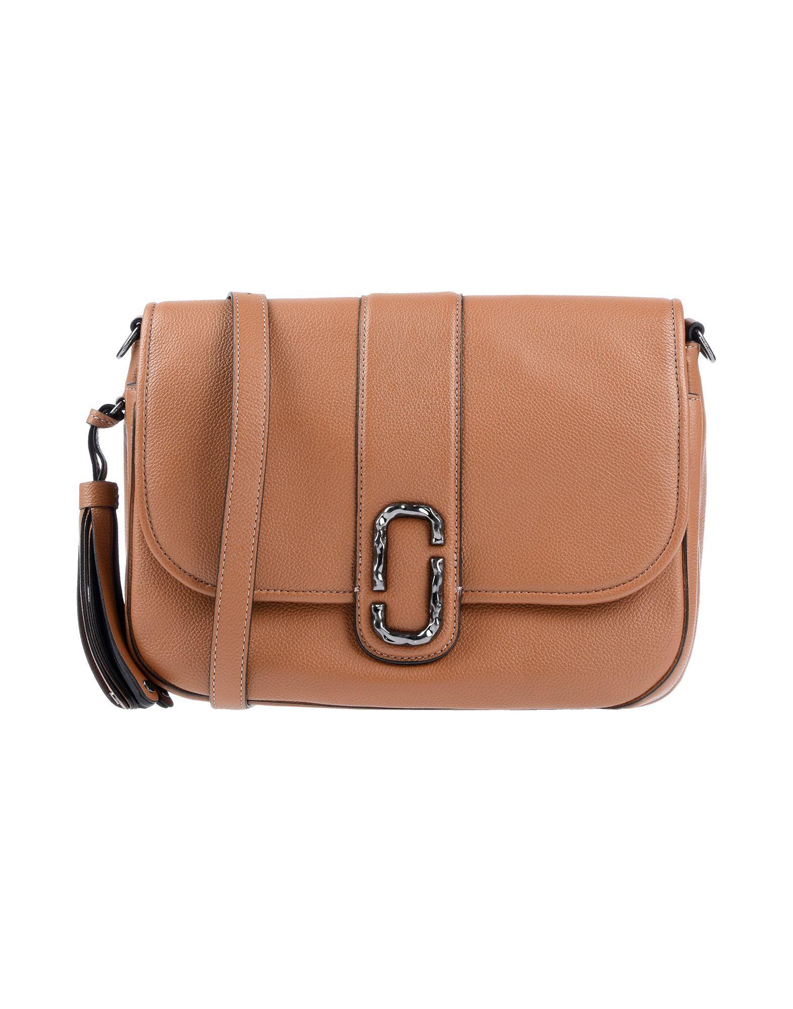 80e00167559d Lyst - Marc Jacobs Cross-body Bag in Brown