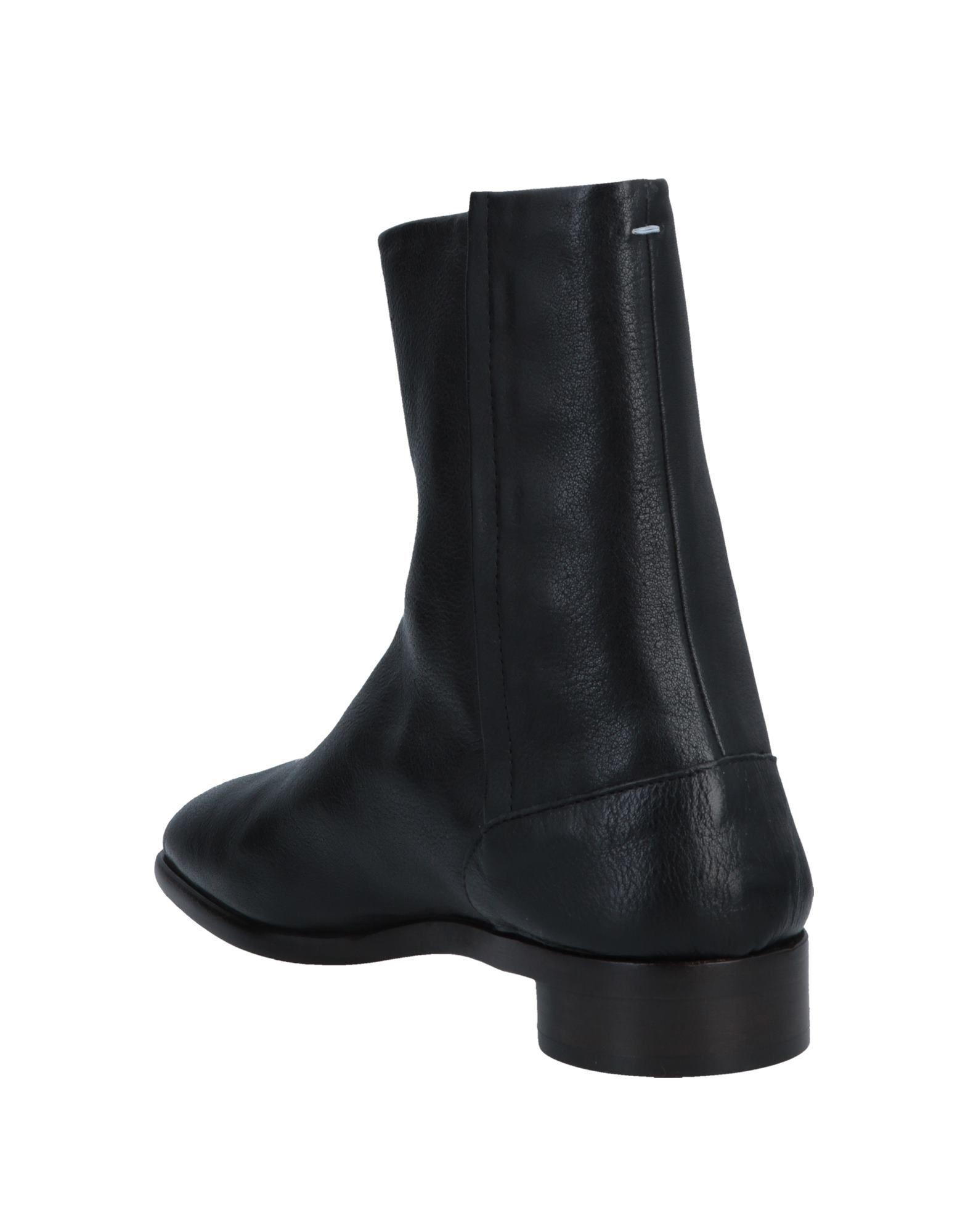 f82b1ee228d7d Lyst - Maison Margiela Ankle Boots in Black for Men