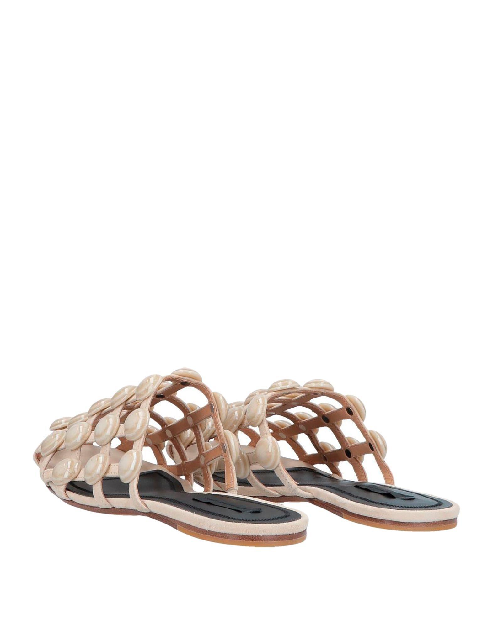 Wang Sandals Natural In Lyst Alexander Bodwrcxe SVpUzM