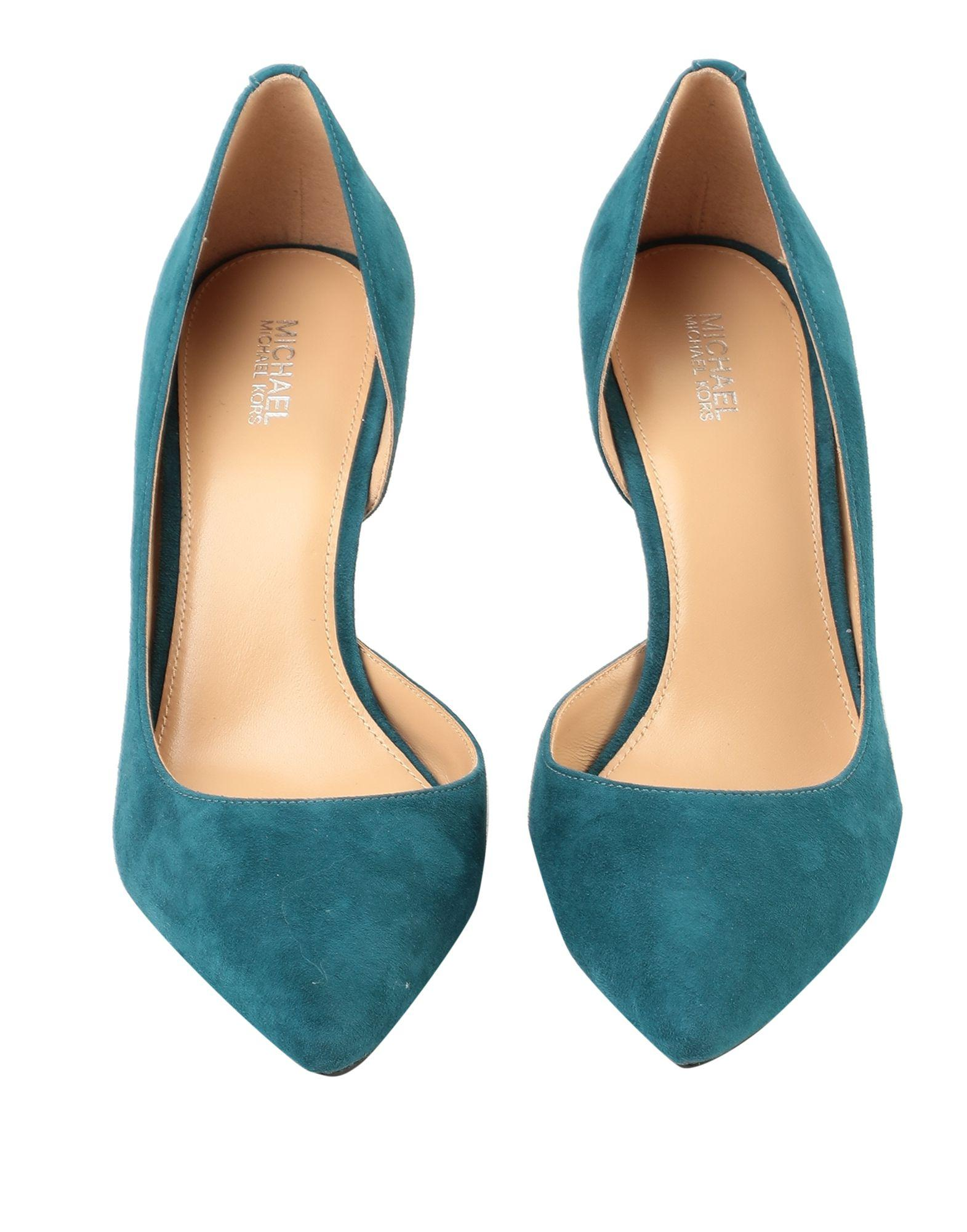 Zapatos de salón MICHAEL Michael Kors de Cuero de color Azul