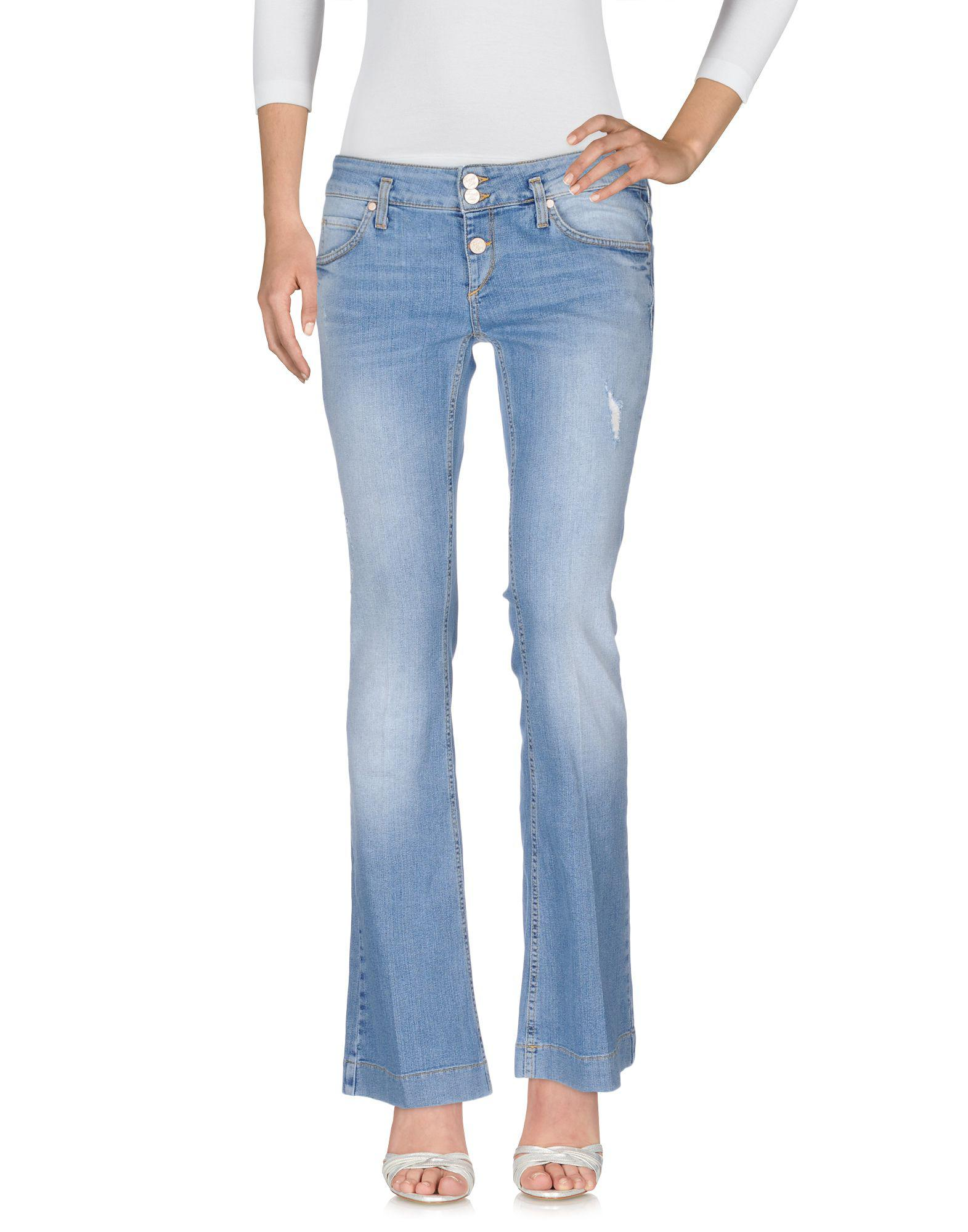 DENIM - Denim trousers Kaos ln0cI
