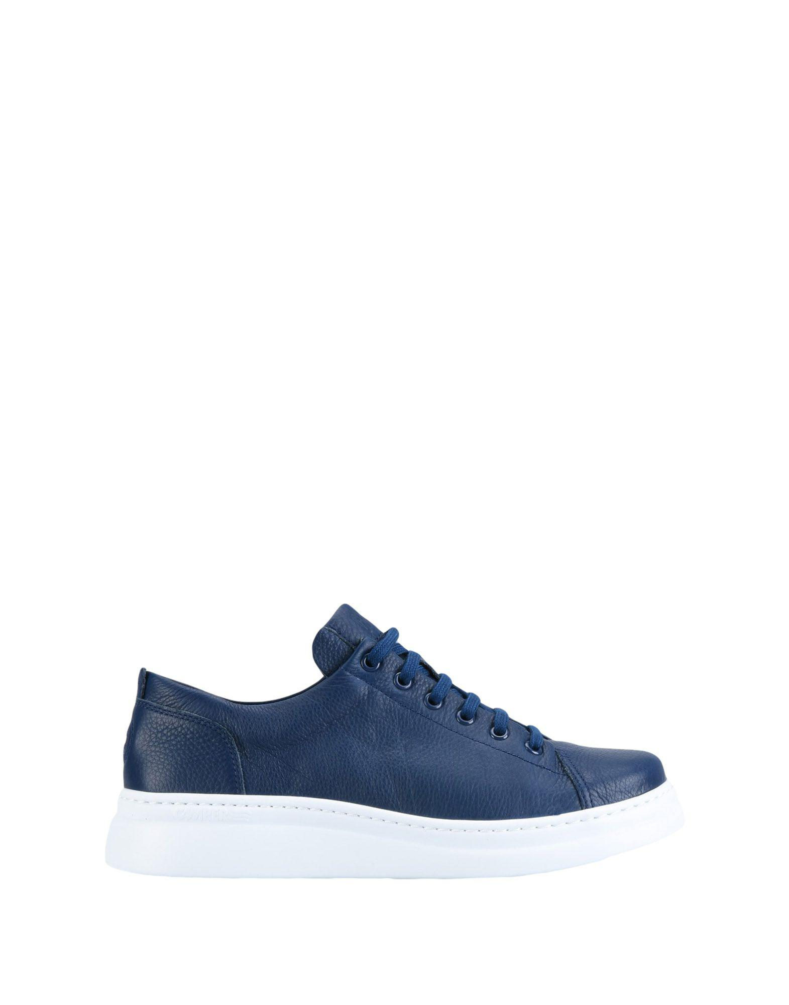 Camper Leather Low-tops & Sneakers in Blue