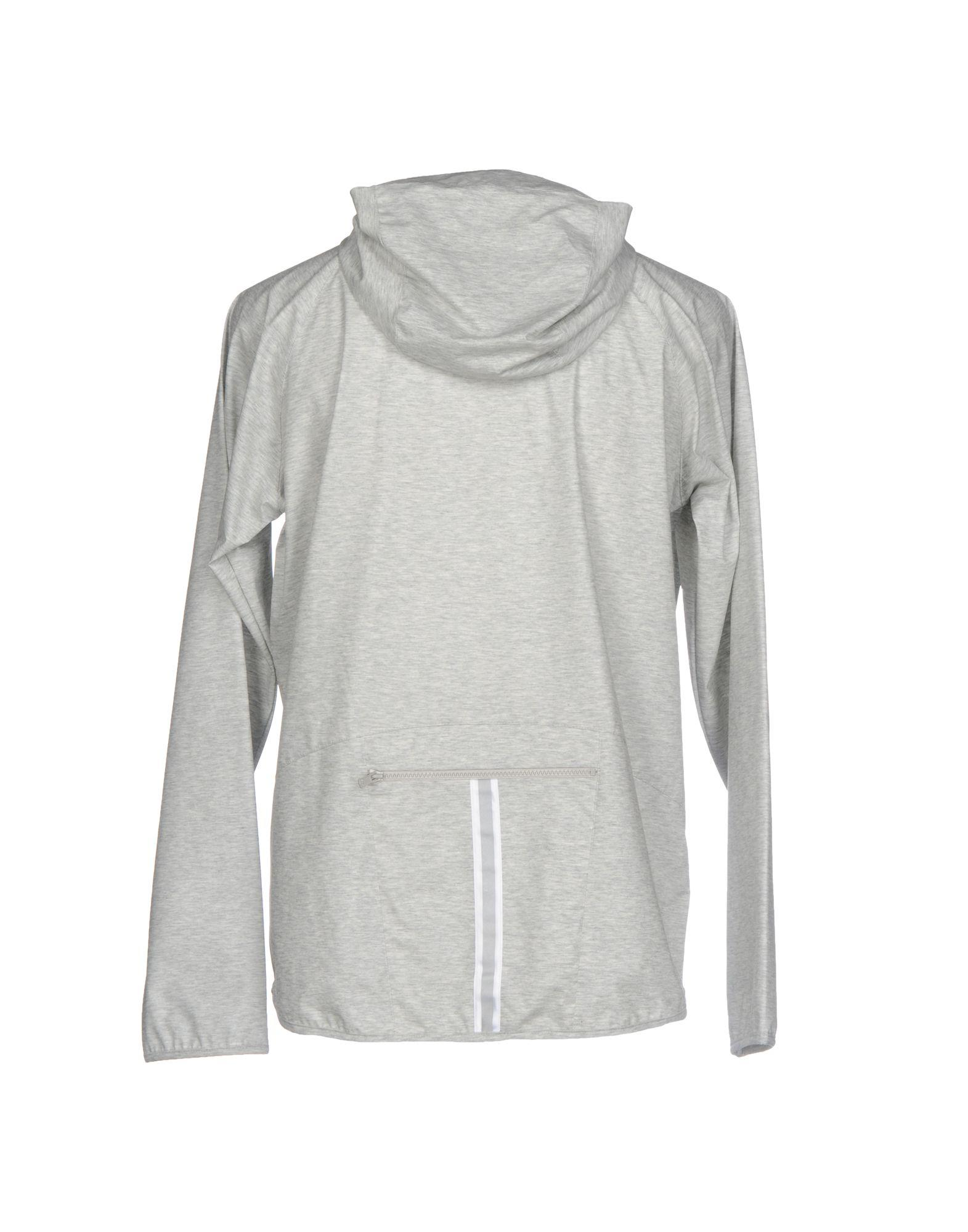 MILANO 140 Cotton Jacket in Light Grey (Grey) for Men