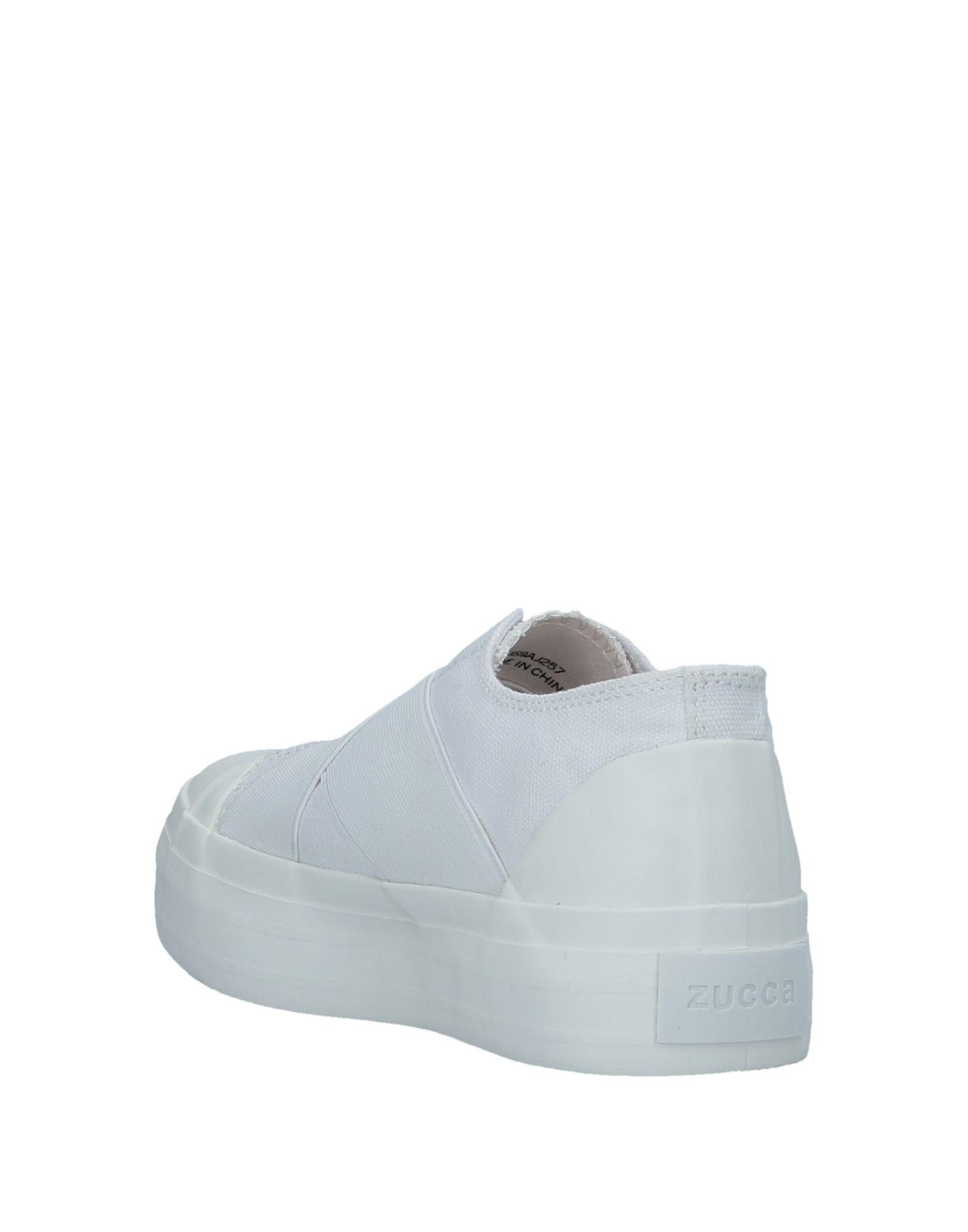Zucca Low-tops & Sneakers in White