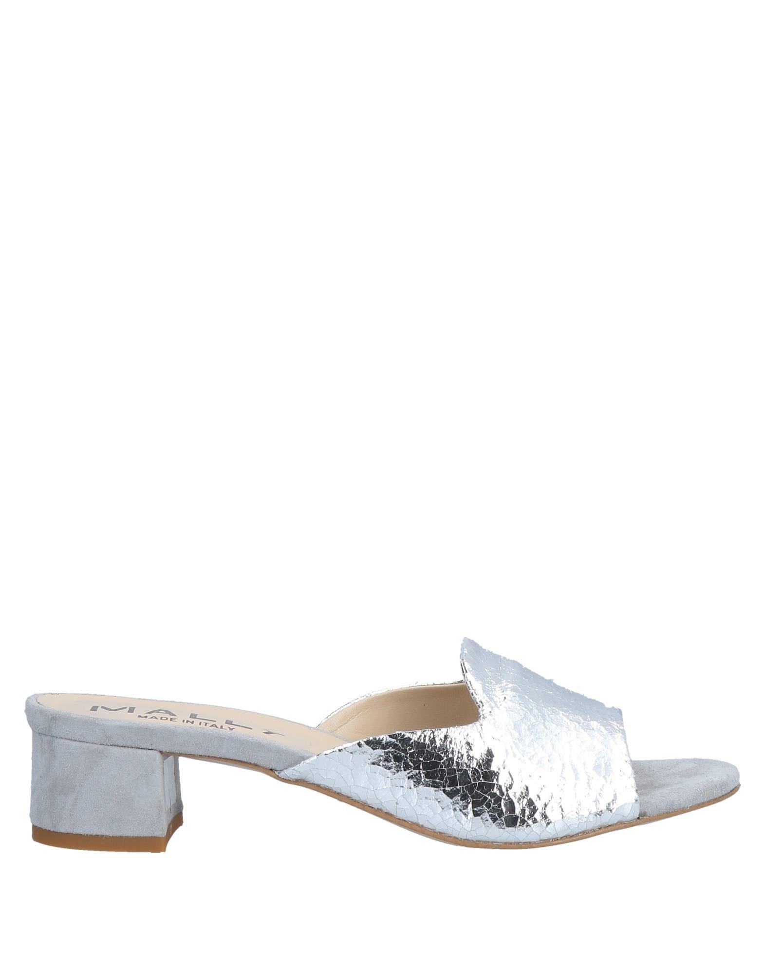 f2129e519cf Lyst - Mally Sandals in Metallic
