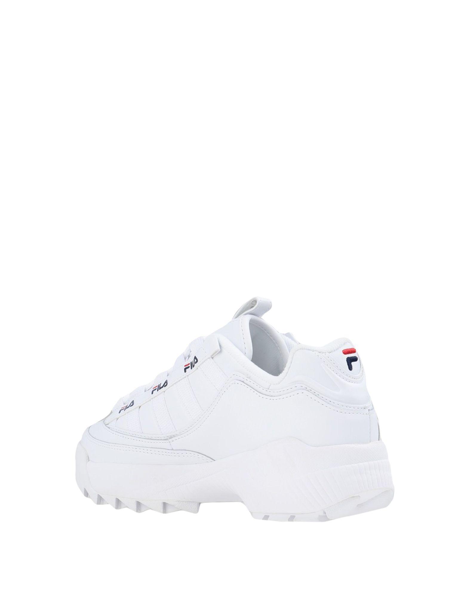 Sneakers & Deportivas Fila de Cuero de color Blanco