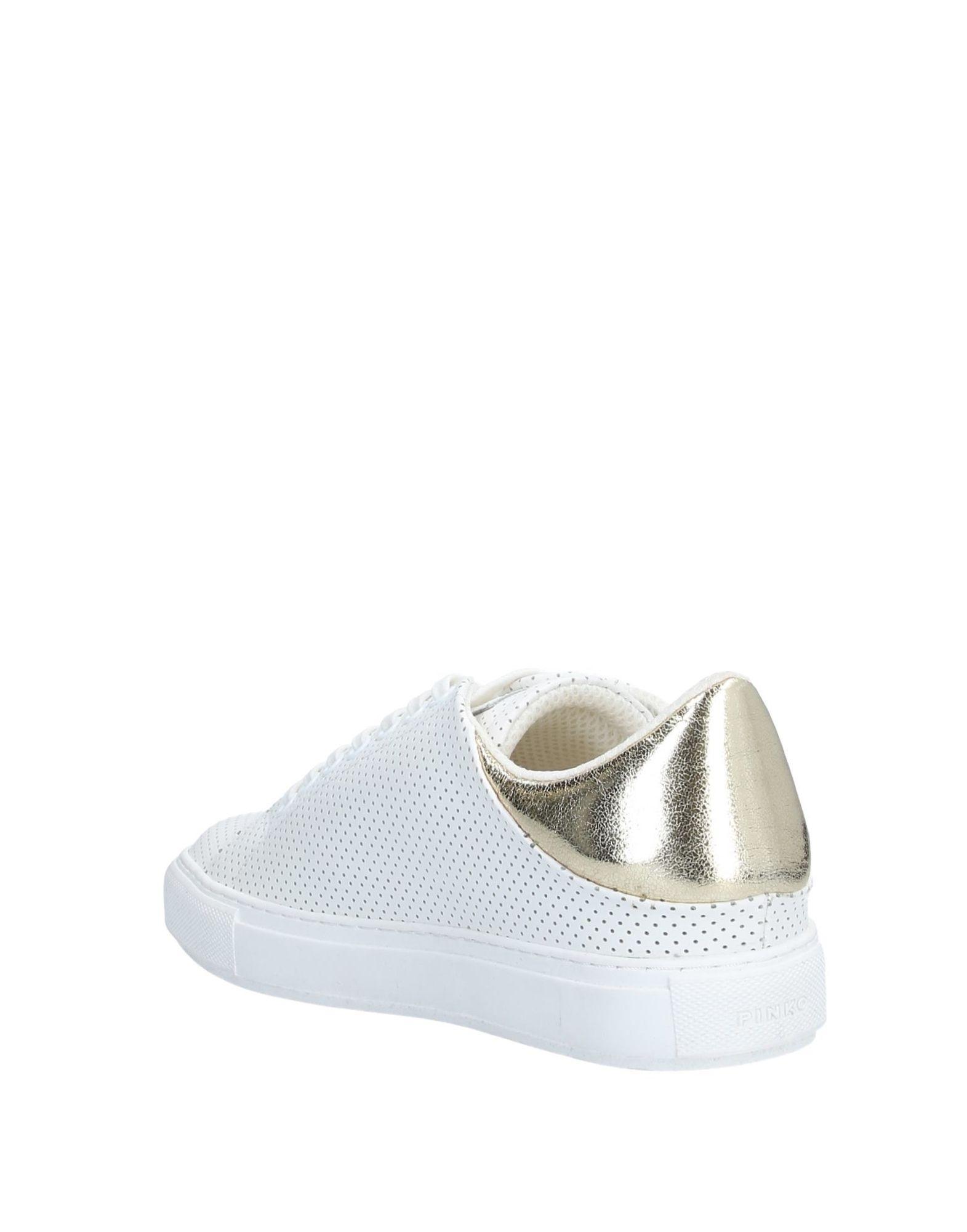 Sneakers & Deportivas Pinko de Caucho de color Blanco