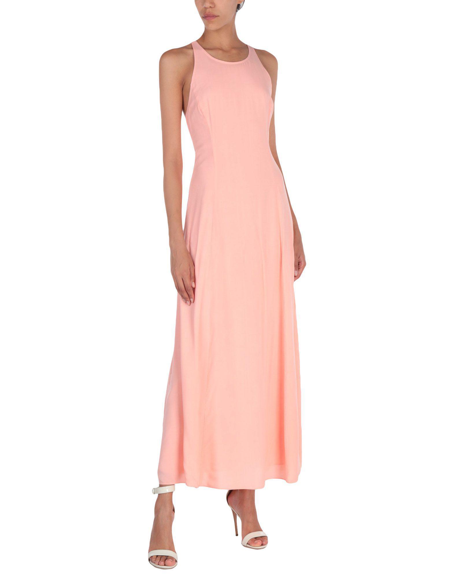 19d416a992fc0c Armani Jeans Long Dress – DACC