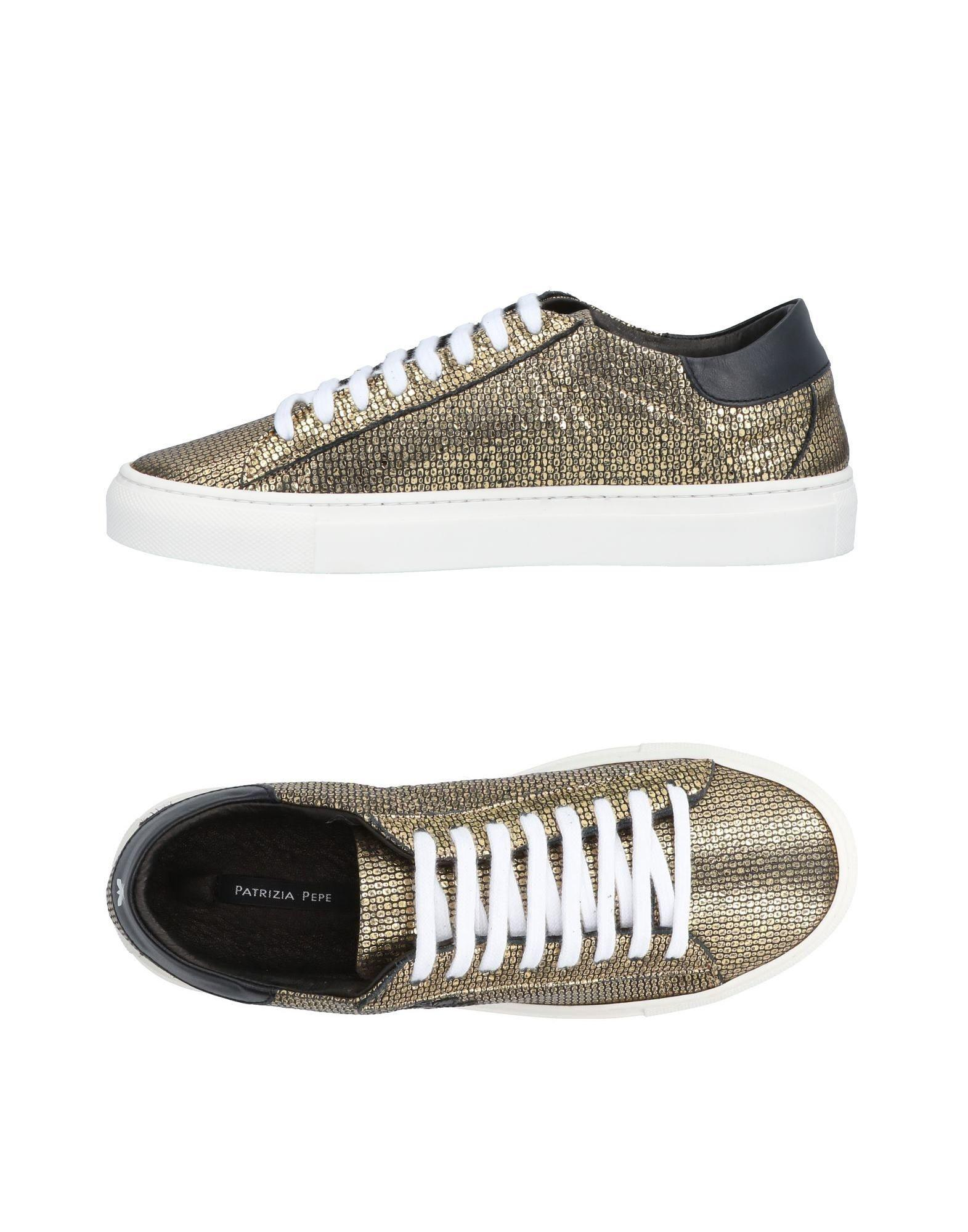 FOOTWEAR - Low-tops & sneakers Patrizia Pepe dWIG3phB