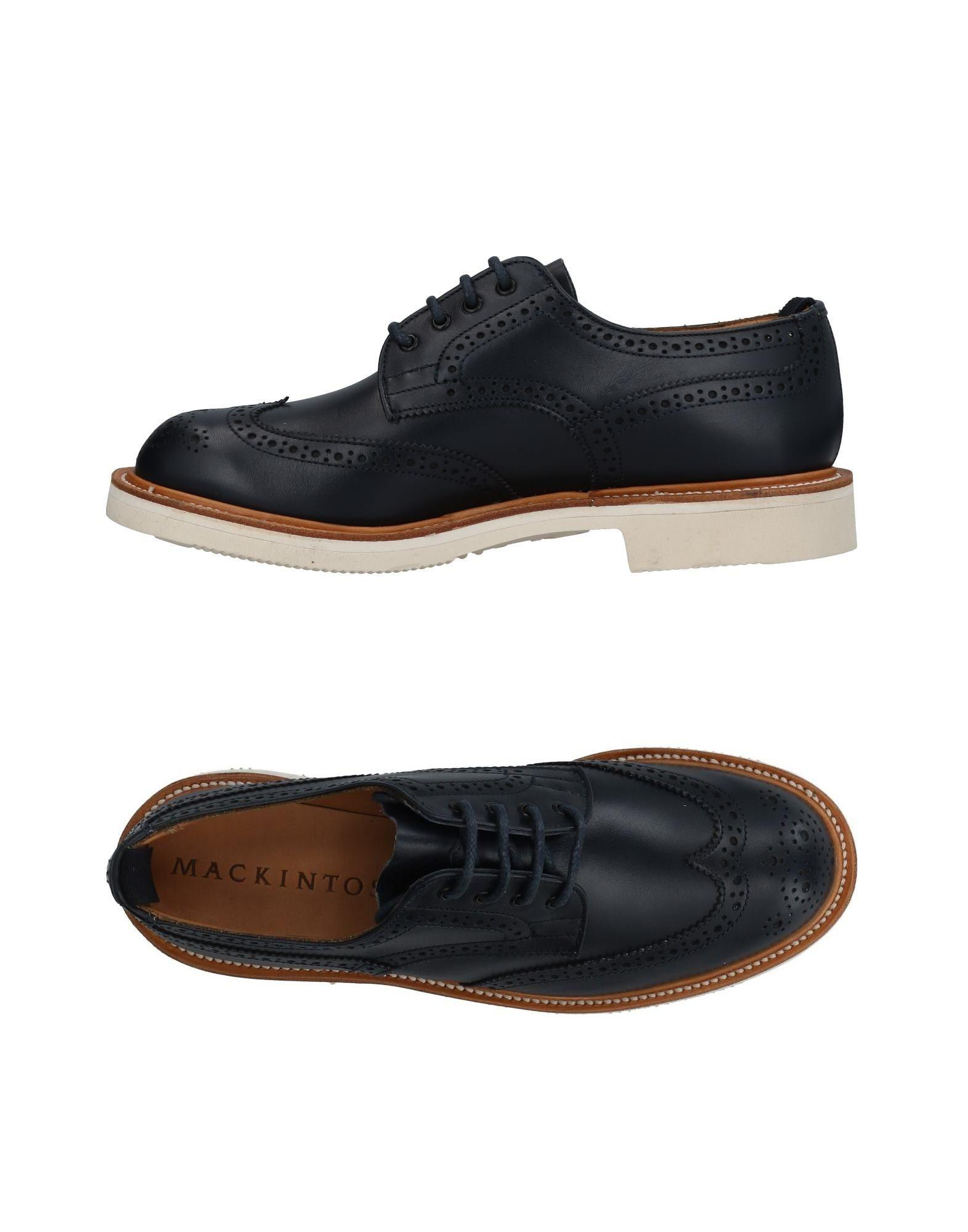 FOOTWEAR - Lace-up shoes Mackintosh