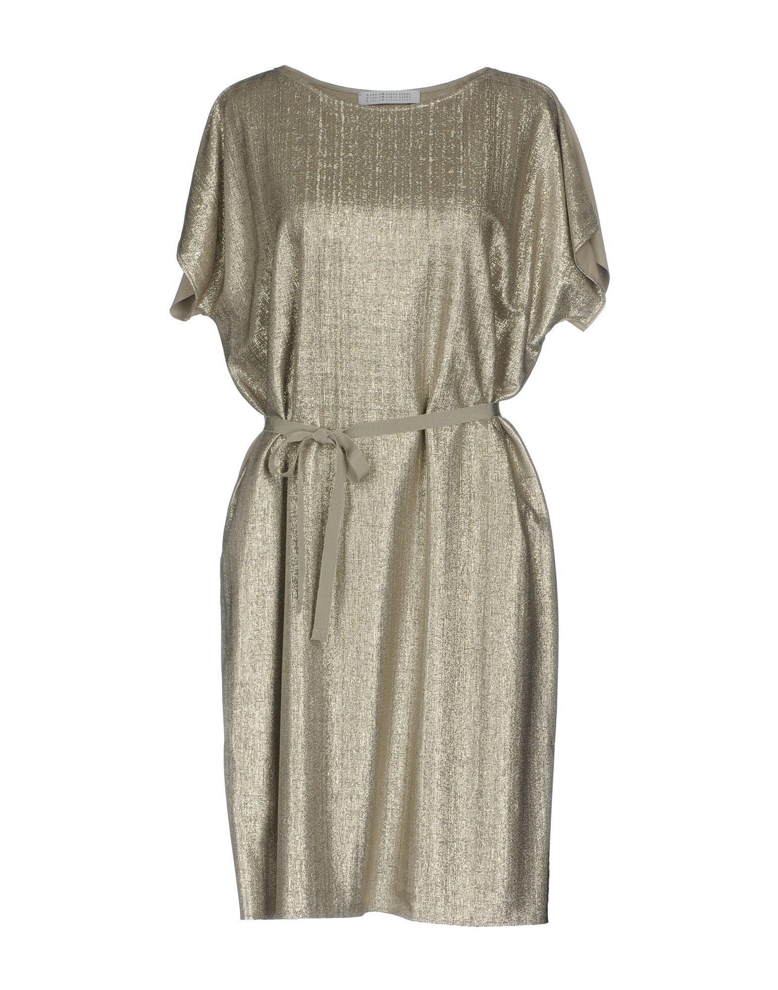 DRESSES - Short dresses Harris Wharf London Gl8erTm