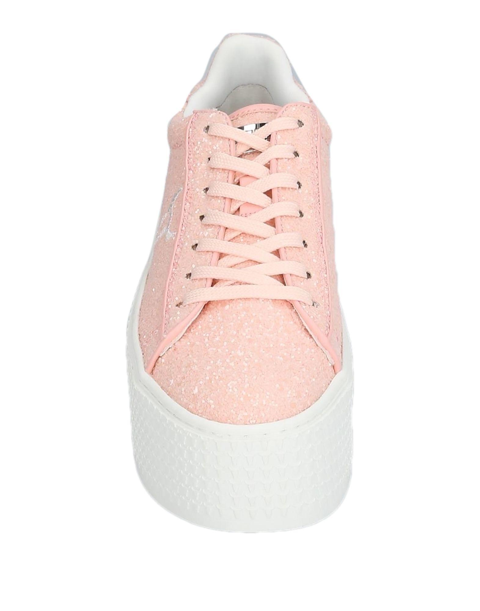 Sneakers & Tennis basses Windsor Smith en coloris Rose vSMd