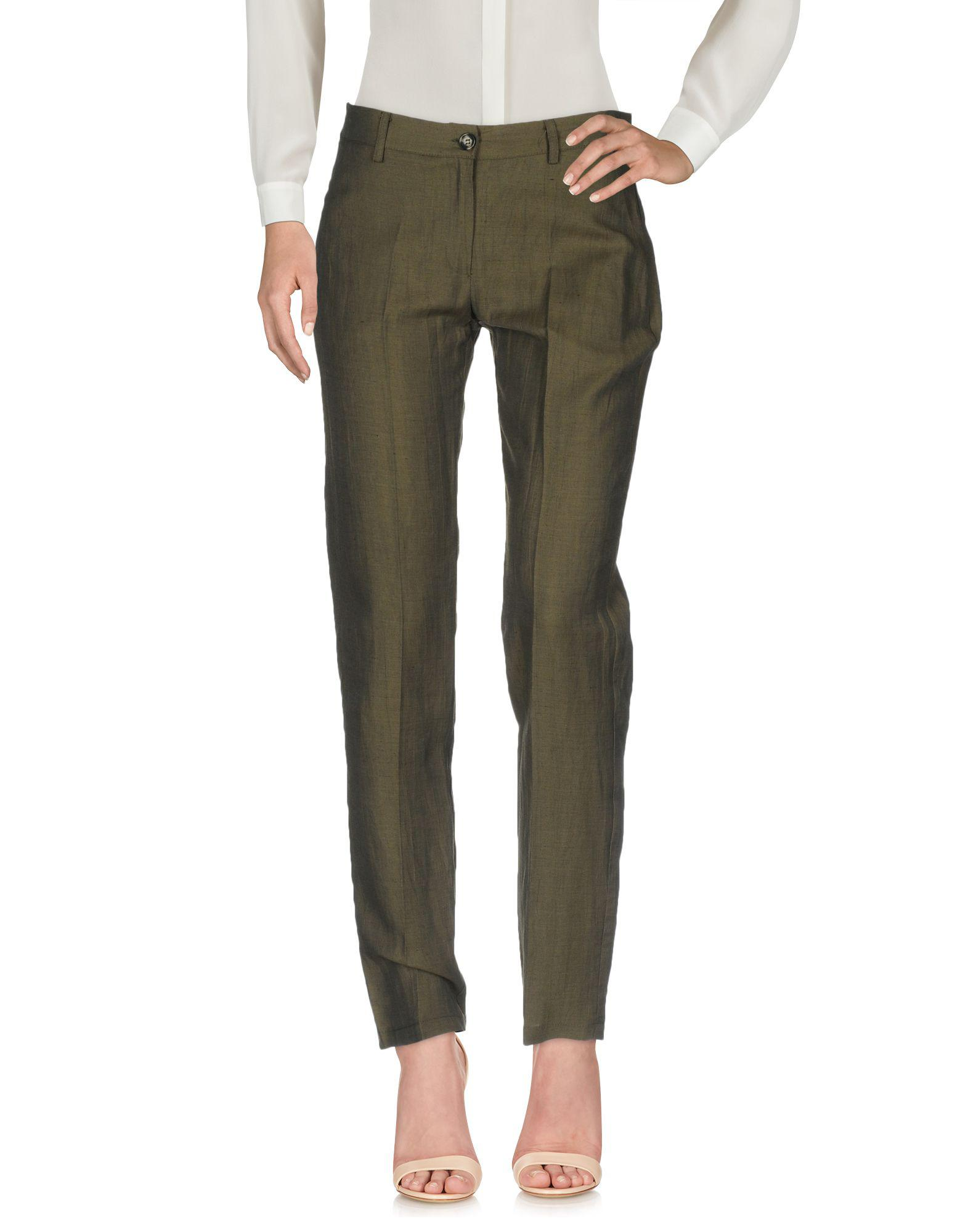 TROUSERS - Casual trousers Cristina Gavioli Buy Cheap Low Price Fee Shipping 8p3g8