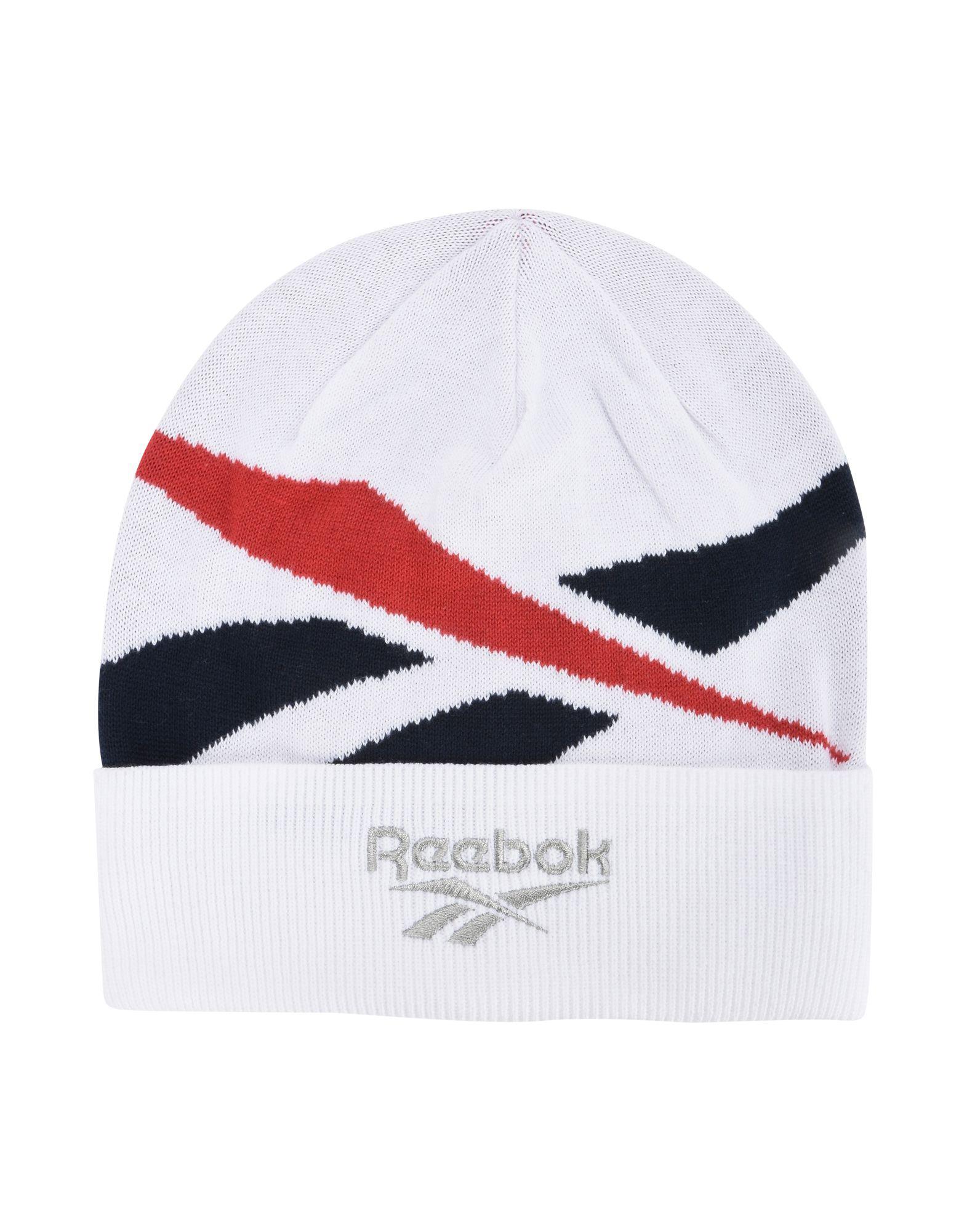 Reebok - White Hat - Lyst. View fullscreen 9cf28eec515