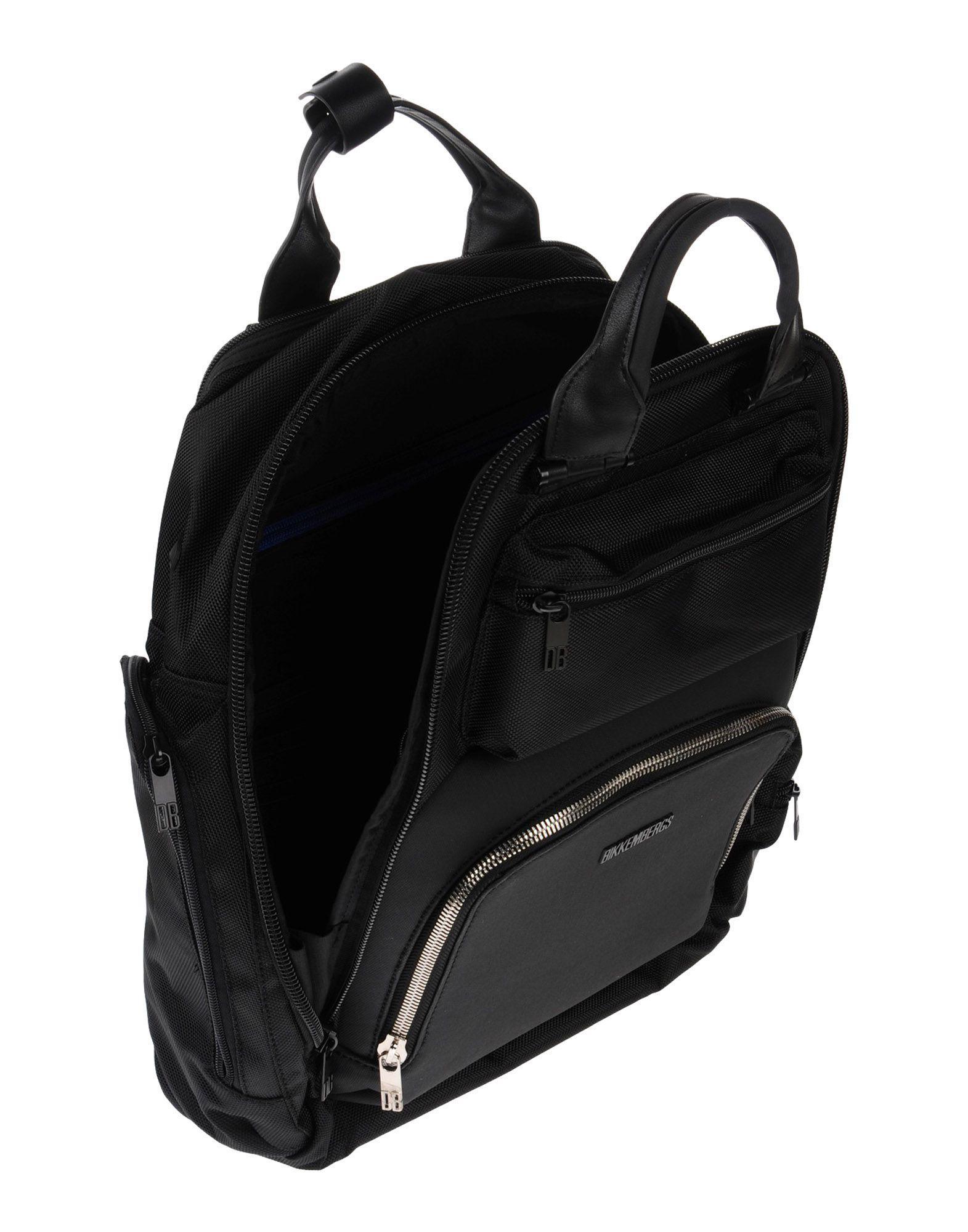 Bikkembergs Backpacks & Bum Bags in Black for Men