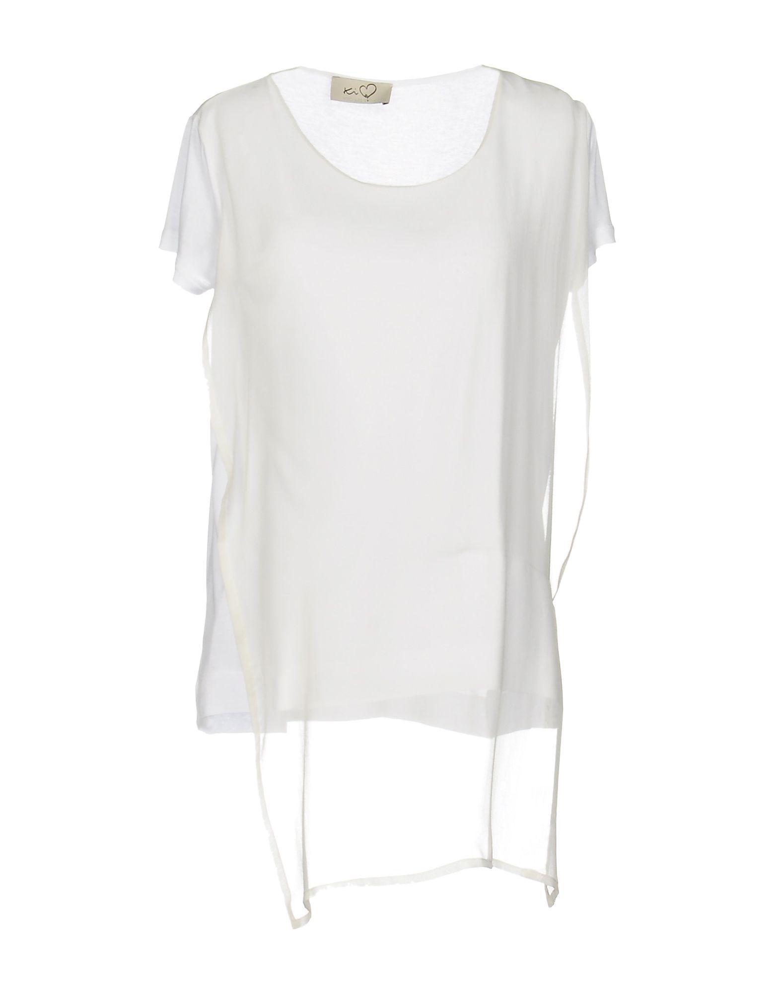 SHIRTS - Shirts Ki6? Who are you? Cheap Sale Inexpensive 0wOYoPO6o6
