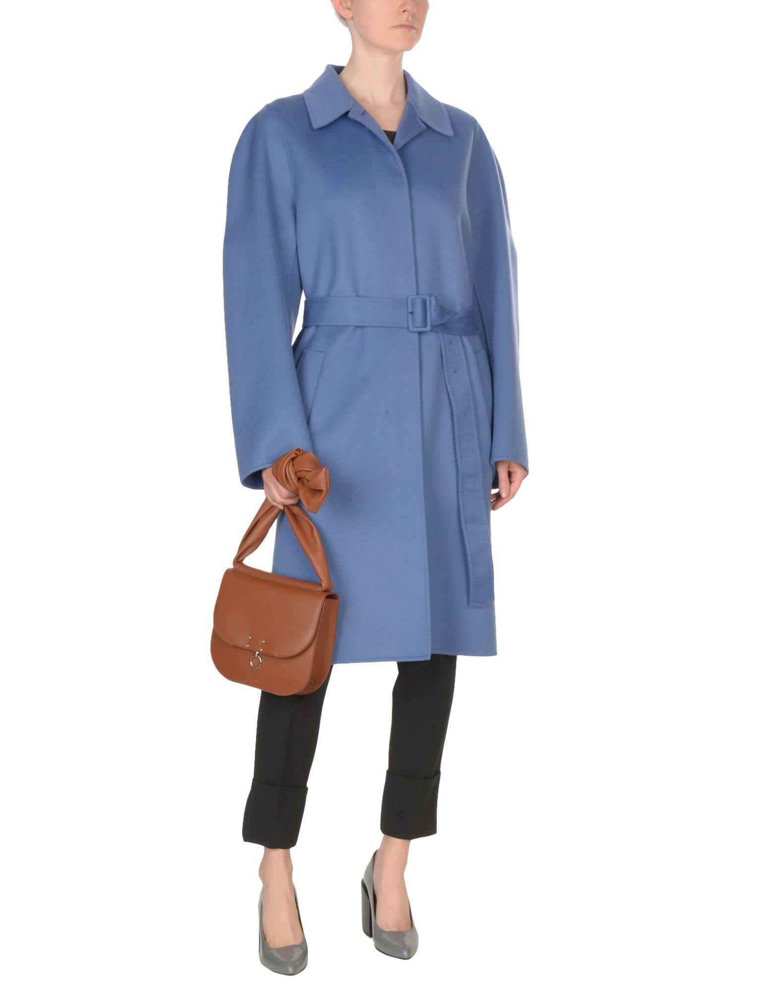 Jil Sander Leather Cross-body Bag in Brown