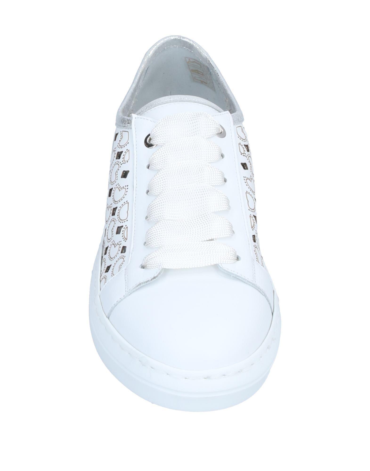 Sneakers & Deportivas Donna Soft de color Blanco