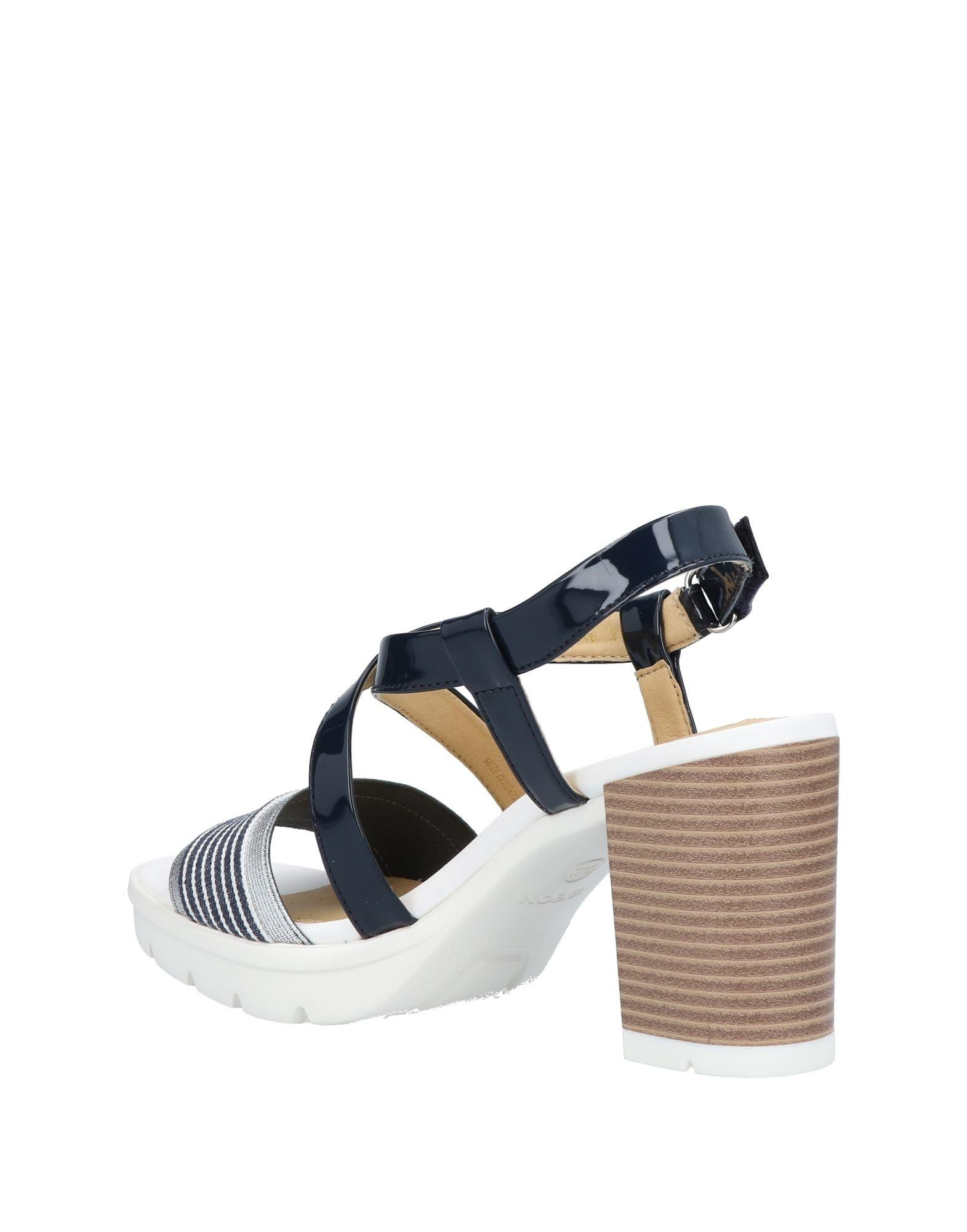 8e54dc41be8 Geox 's D Gintare B Open Toe Sandals in Blue - Save 52% - Lyst