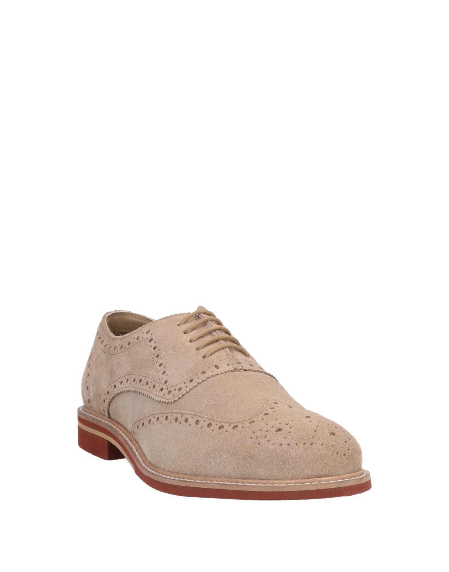Zapatos de cordones Lumberjack de Ante de color Neutro para hombre