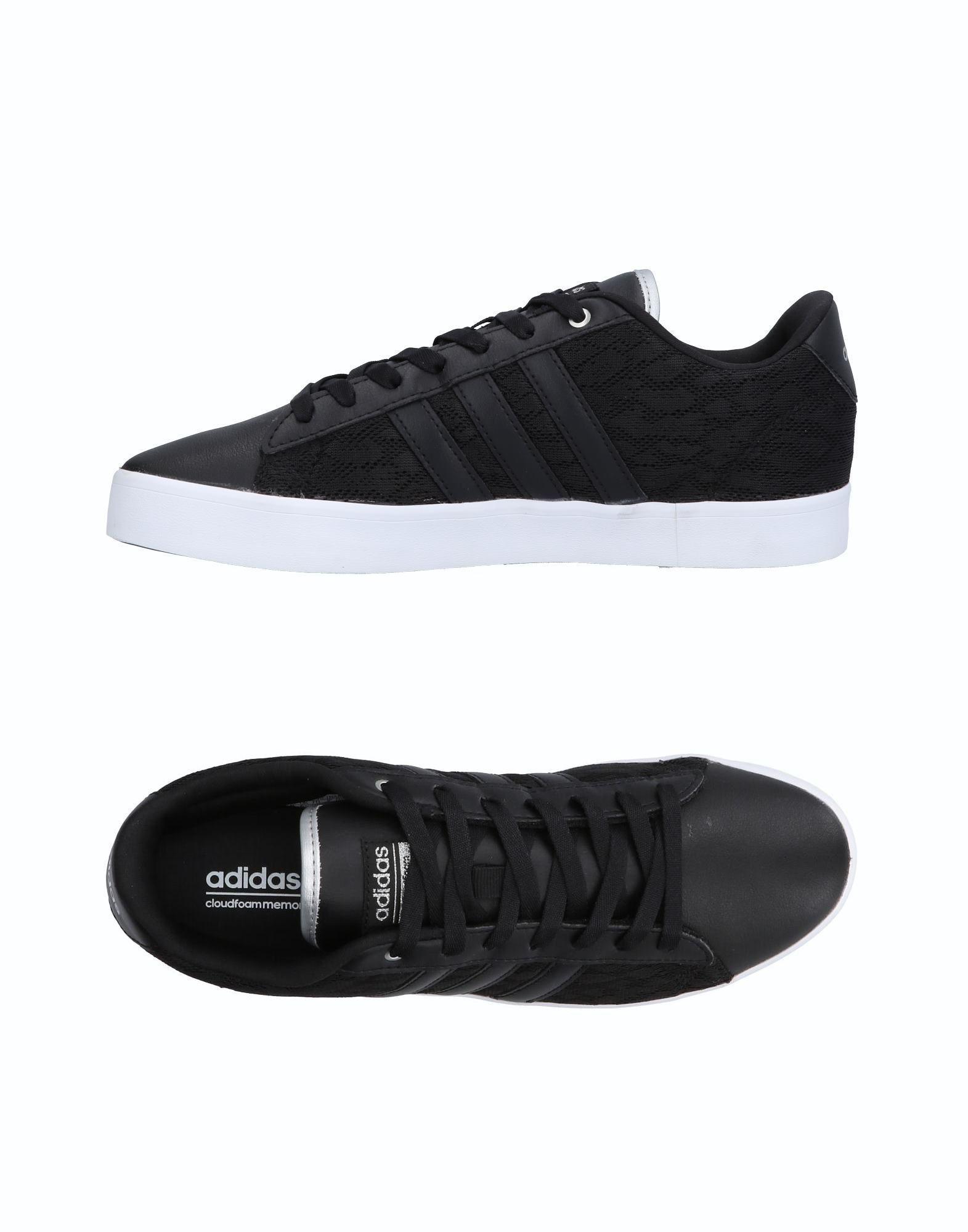 premium selection 70884 b0165 Adidas Neo Low-tops   Sneakers in Black - Lyst