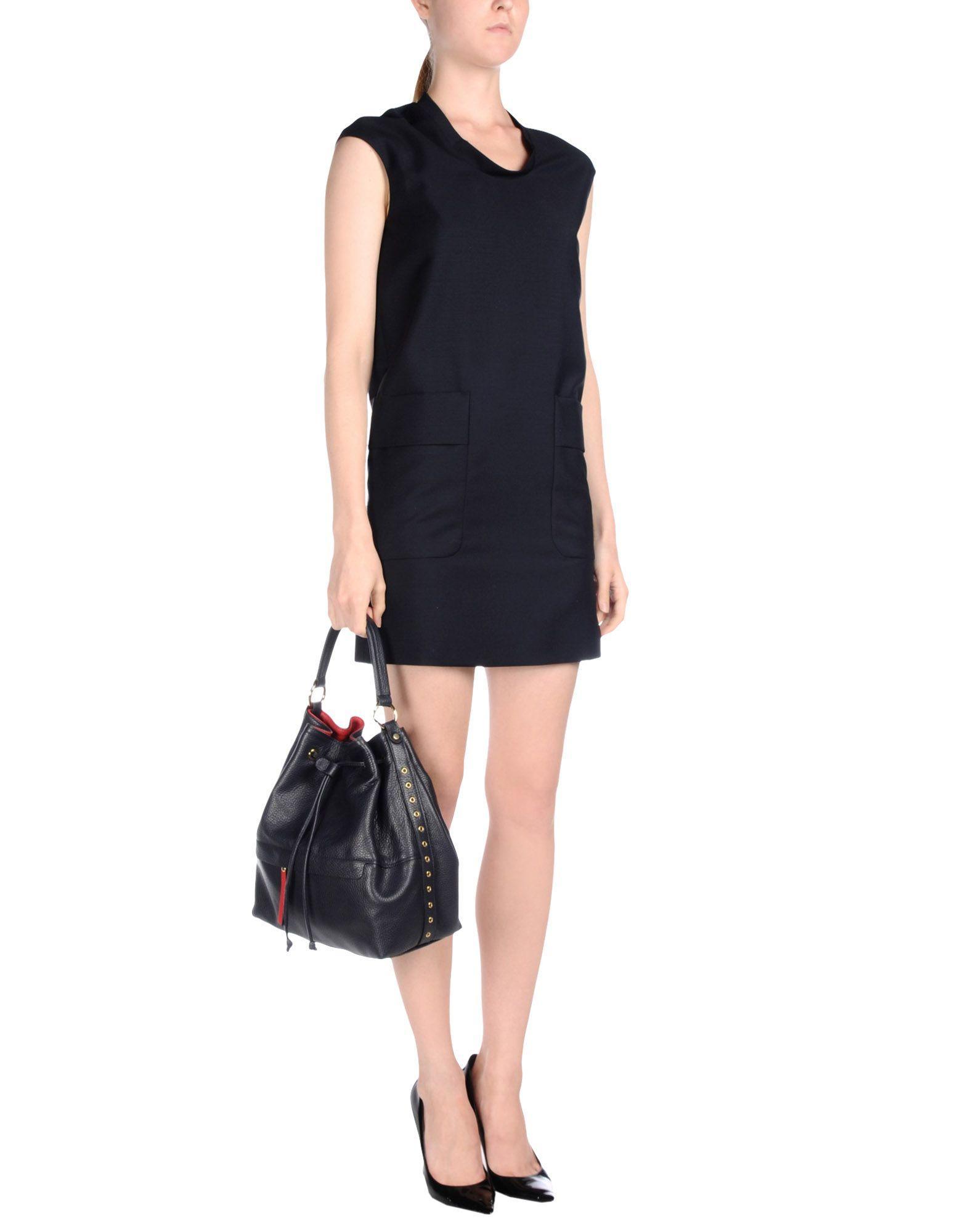 Ab Asia Bellucci Handtaschen in Schwarz w5ddT