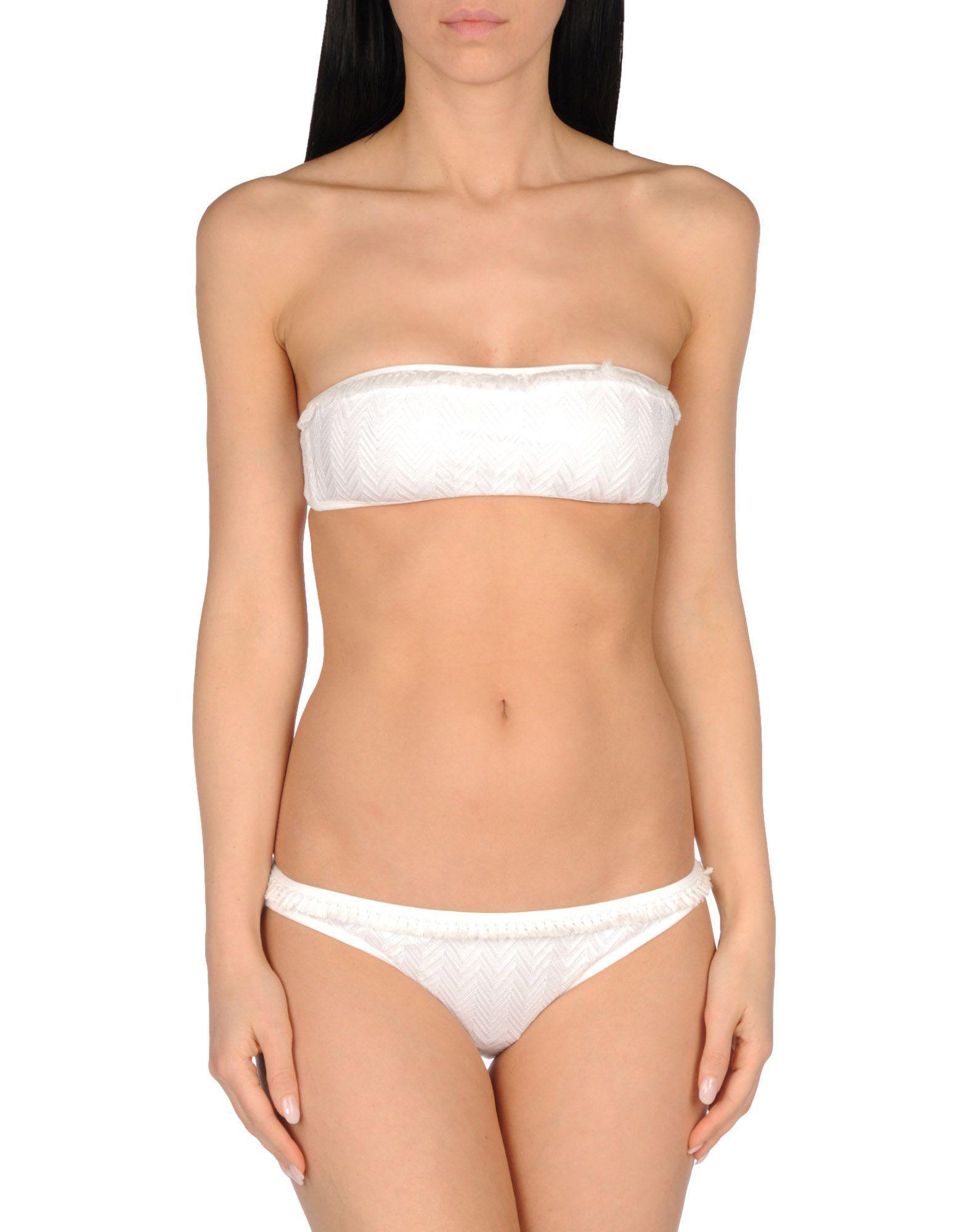 Cheap Sale Cheap Womens Logo String Bikini Missoni High Quality Cheap Online R8nfpLg