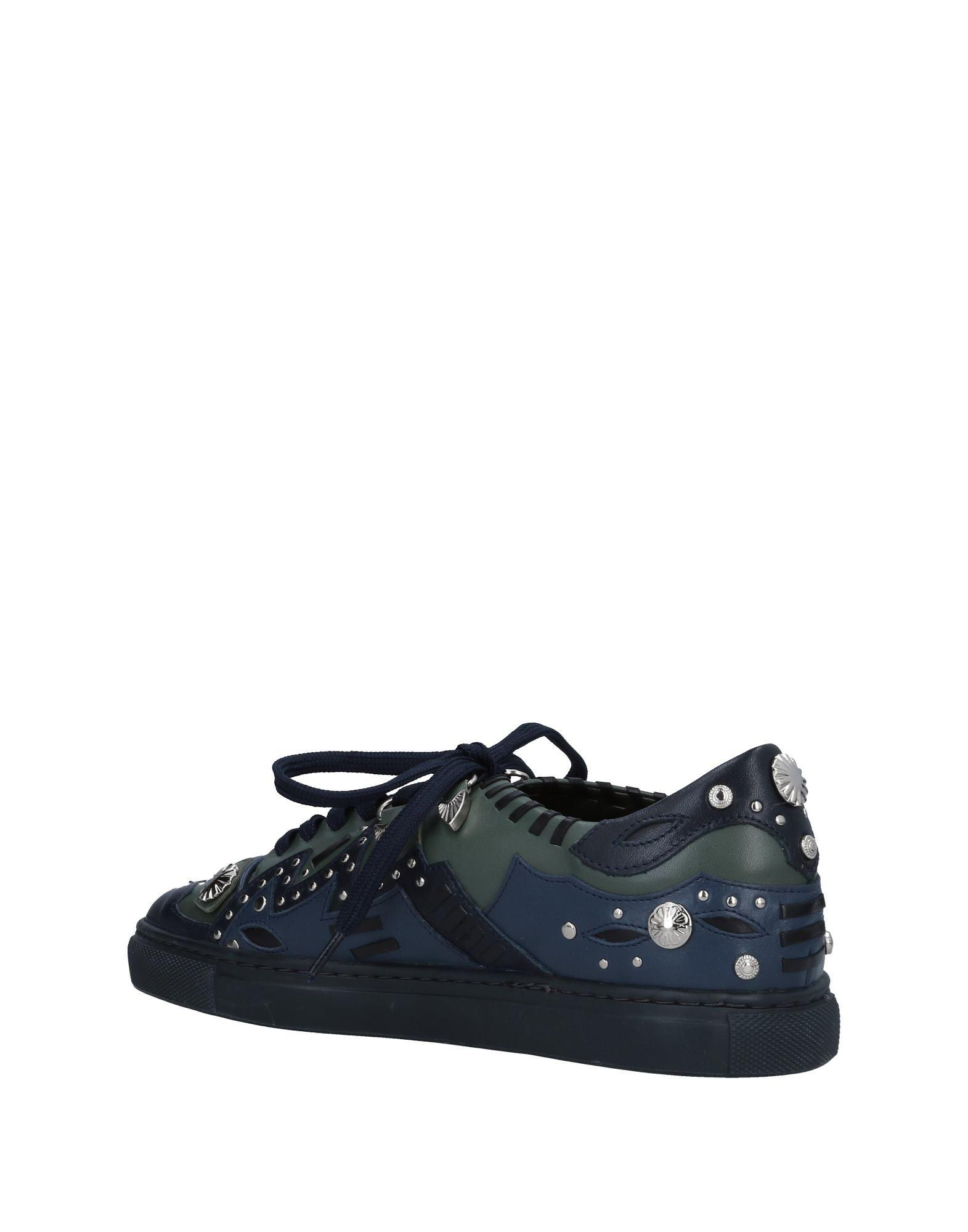 Toga Leather Low-tops & Sneakers