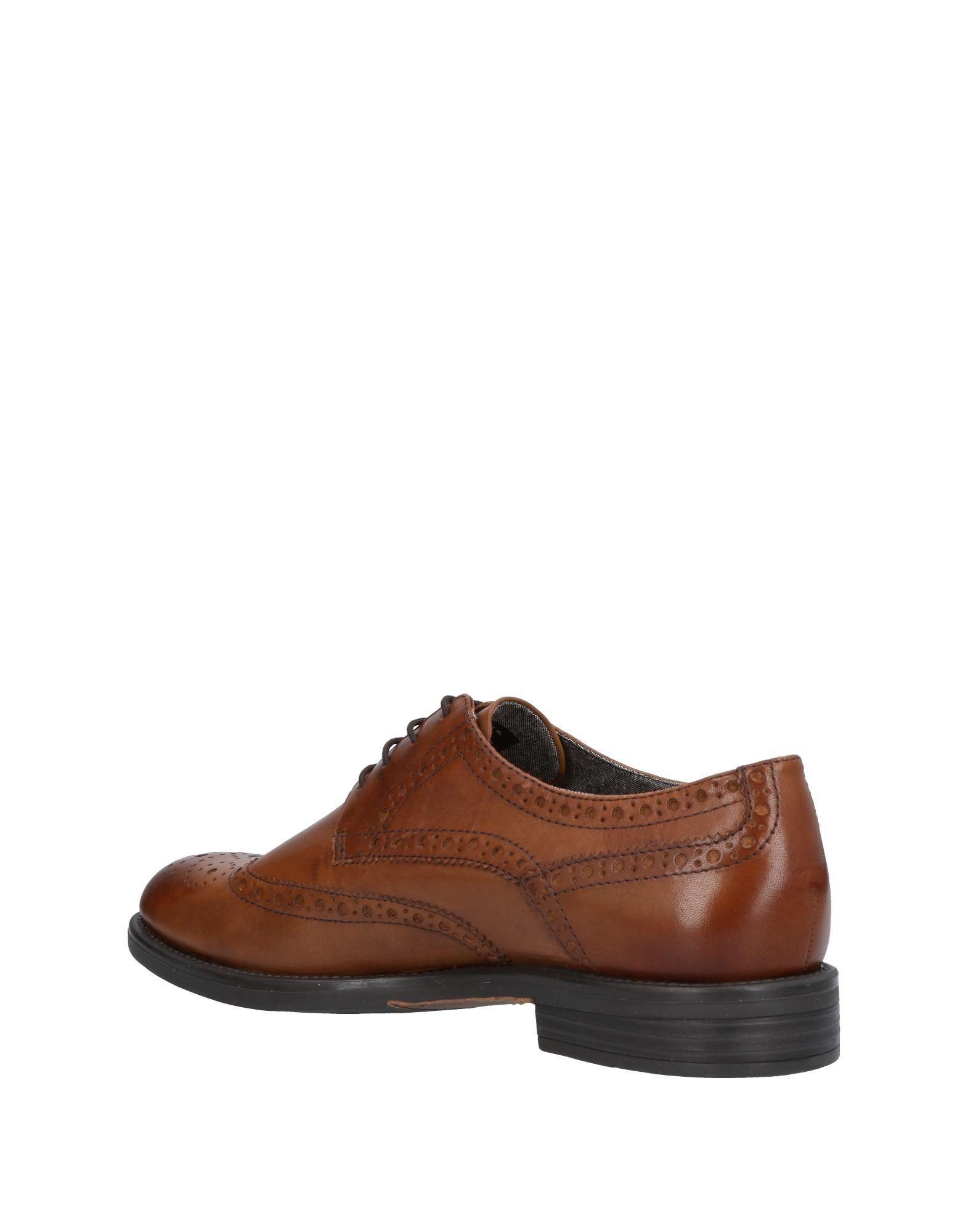 Zapatos de cordones Vagabond de Caucho de color Marrón