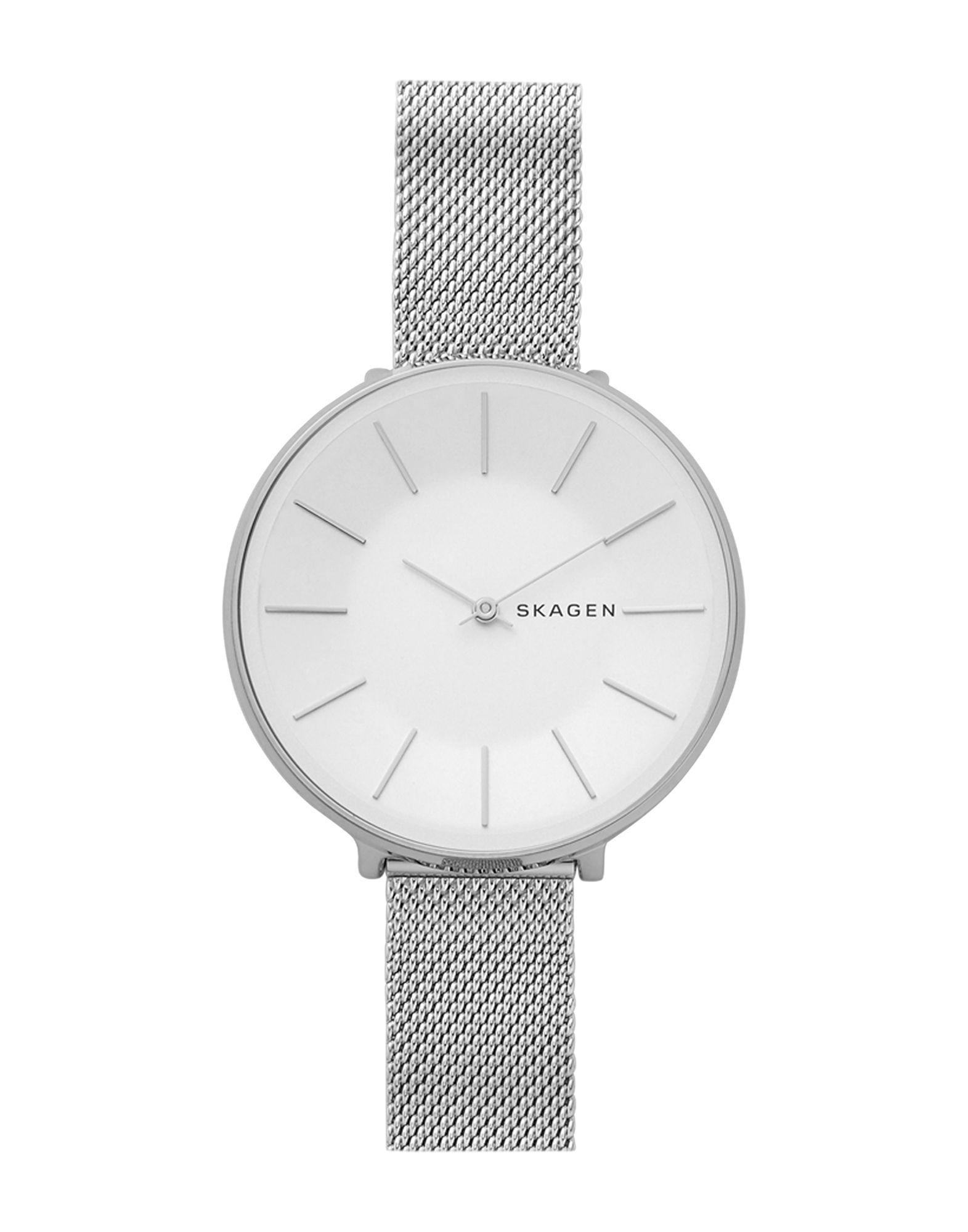 09cb58d83e93 Skagen Denmark. Reloj de pulsera de mujer de color blanco