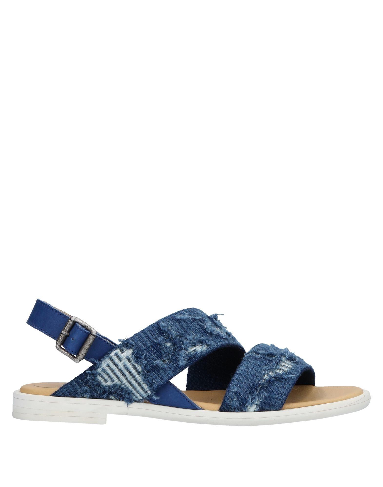 19d93d53d08c MM6 by Maison Martin Margiela Sandals in Blue - Lyst