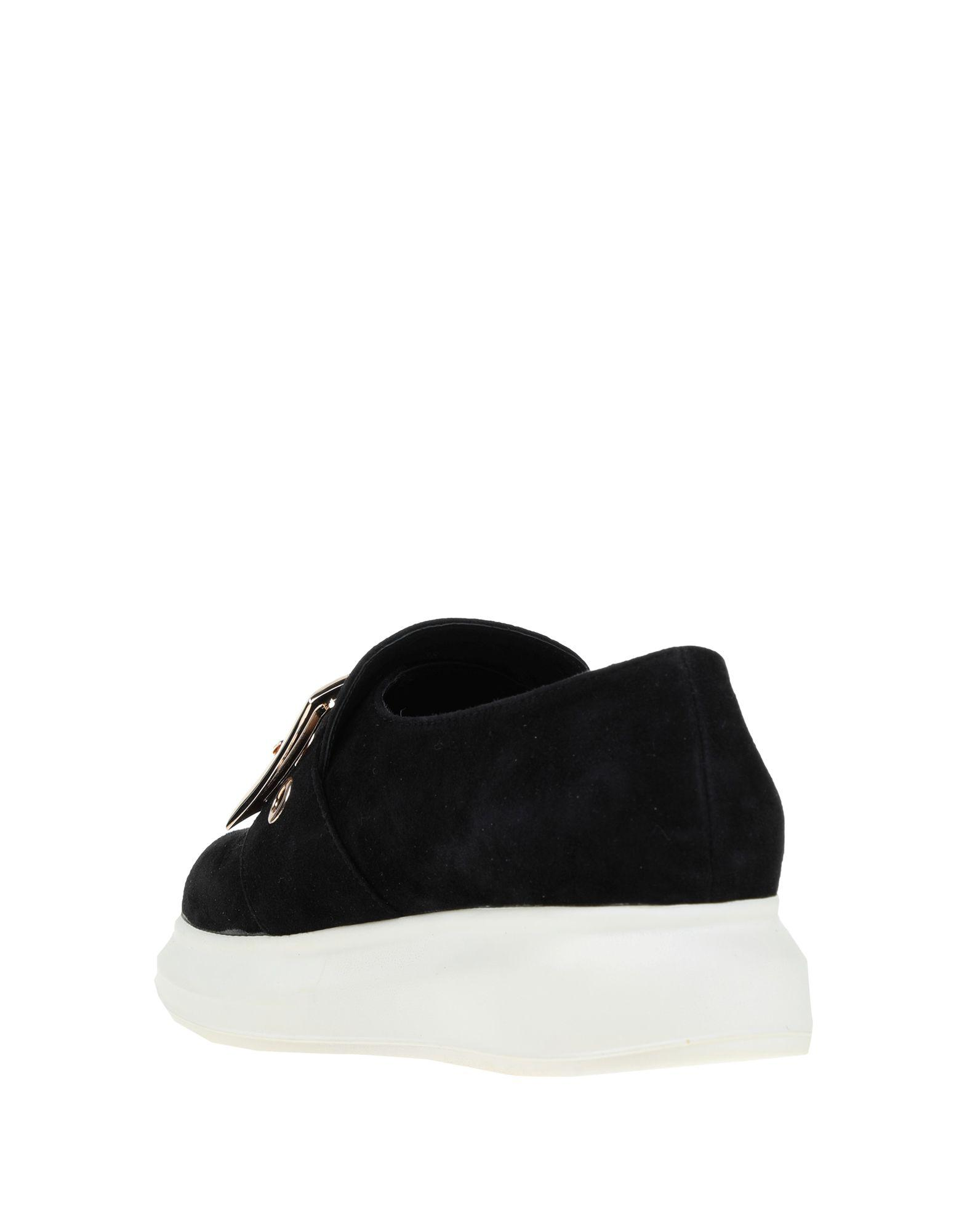 Mocasines Jeffrey Campbell de Ante de color Negro