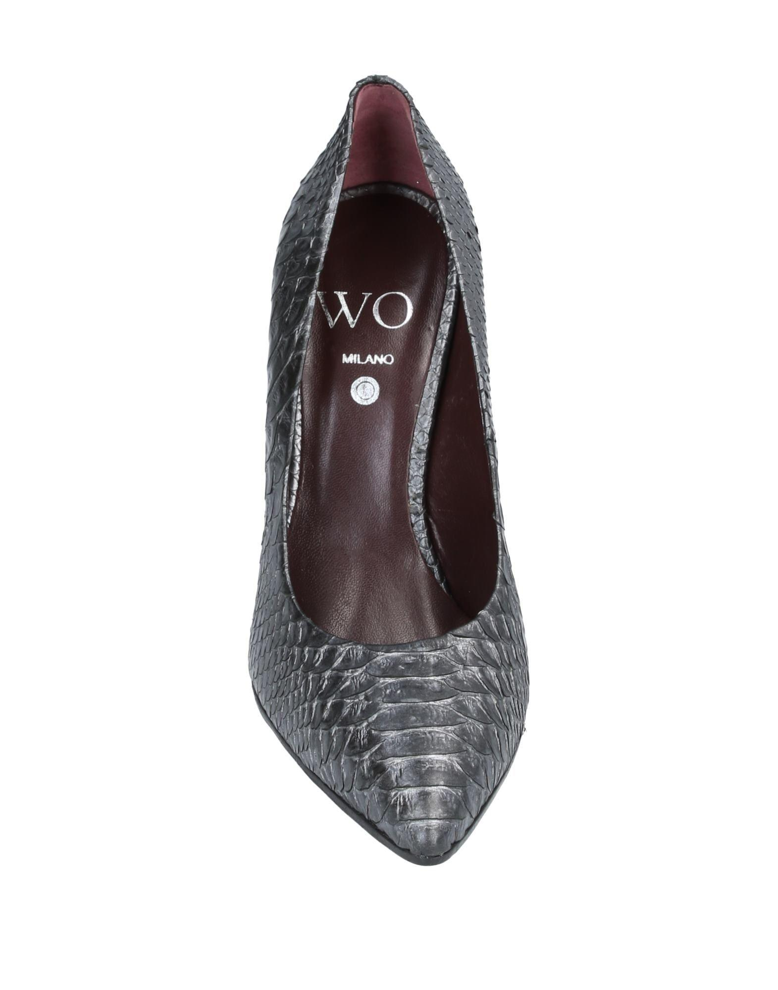 Zapatos de salón Wo Milano de Cuero