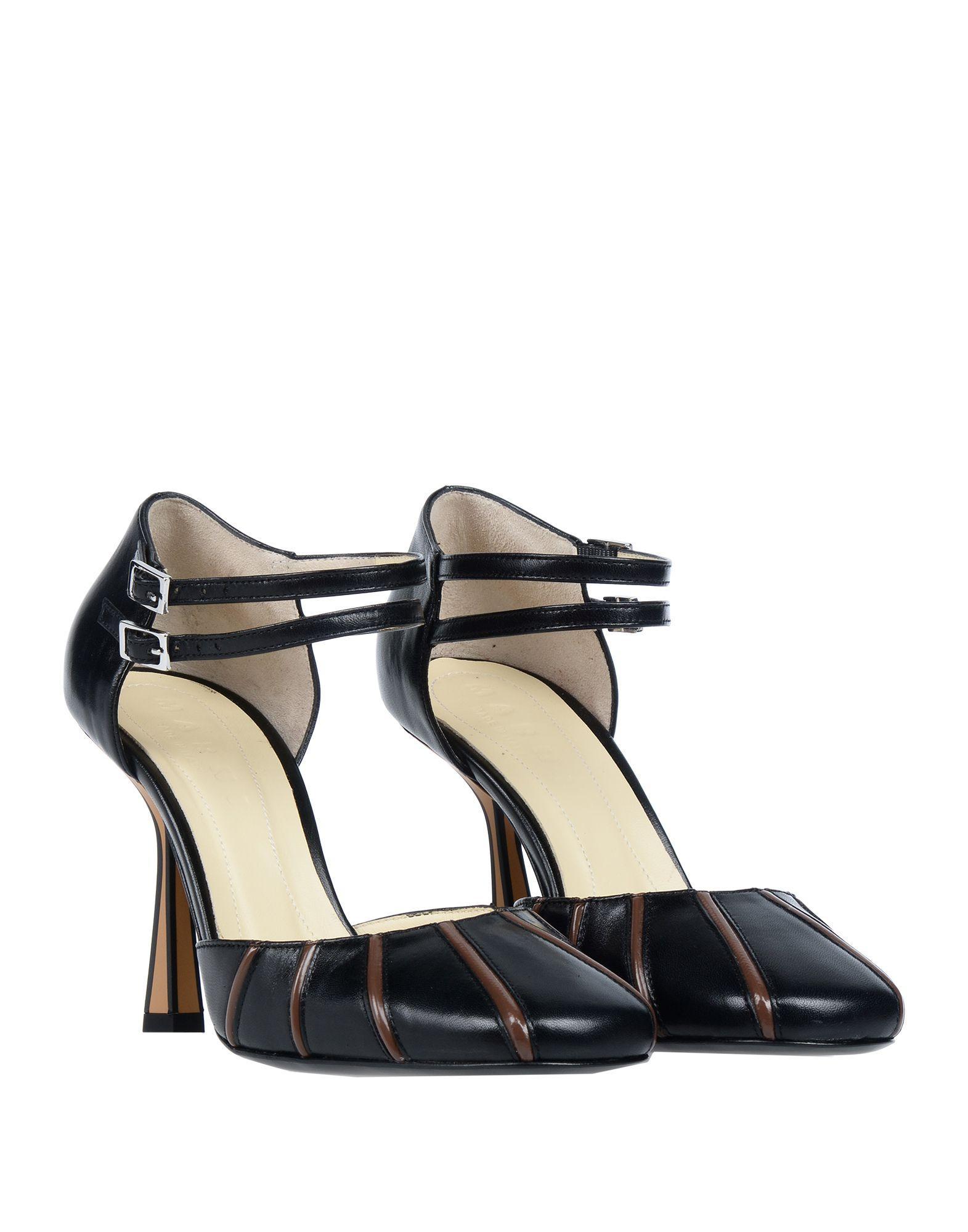 Zapatos de salón Marni de Cuero de color Negro