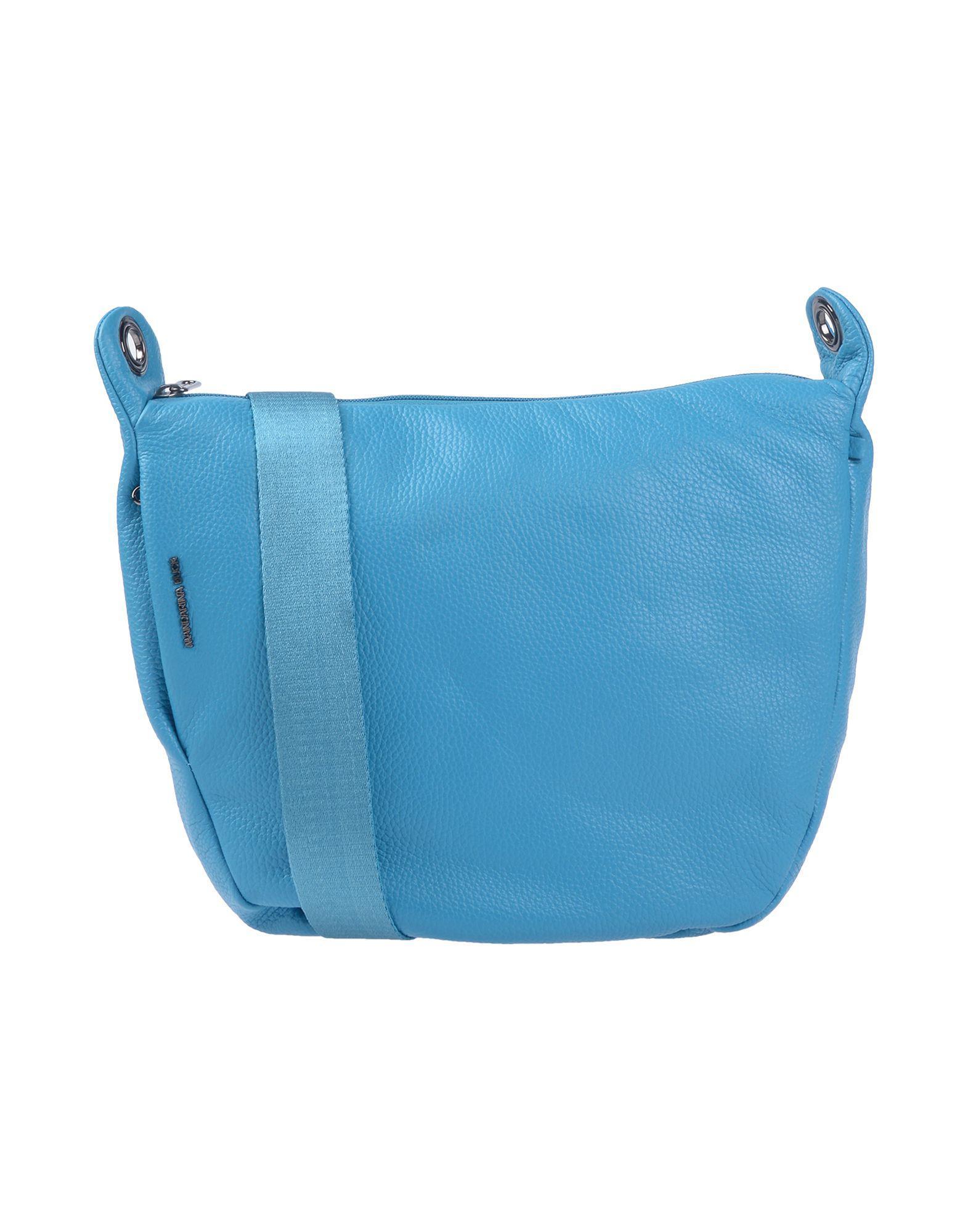 892a3fef1 Mandarina Duck. Bolso con bandolera de mujer de color azul