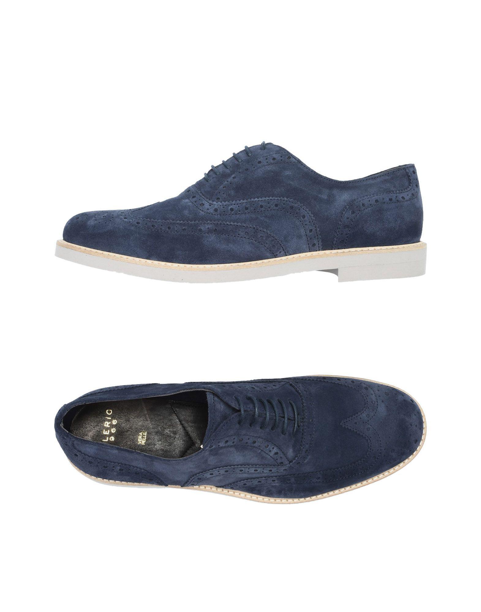 FOOTWEAR - Lace-up shoes Valerio 1966 H5rbfJl7