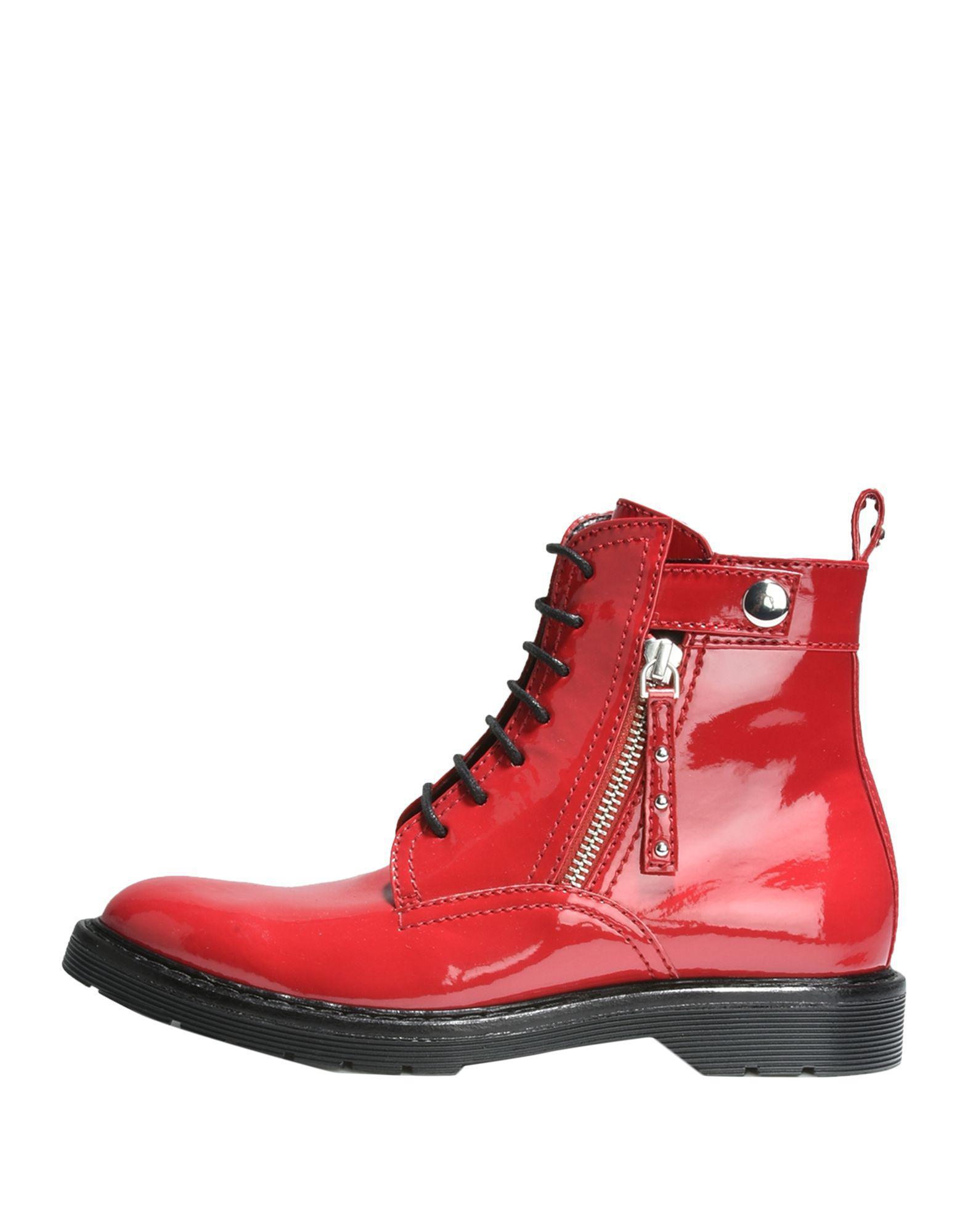 470d7b9cf0 Women's Red Ankle Boots
