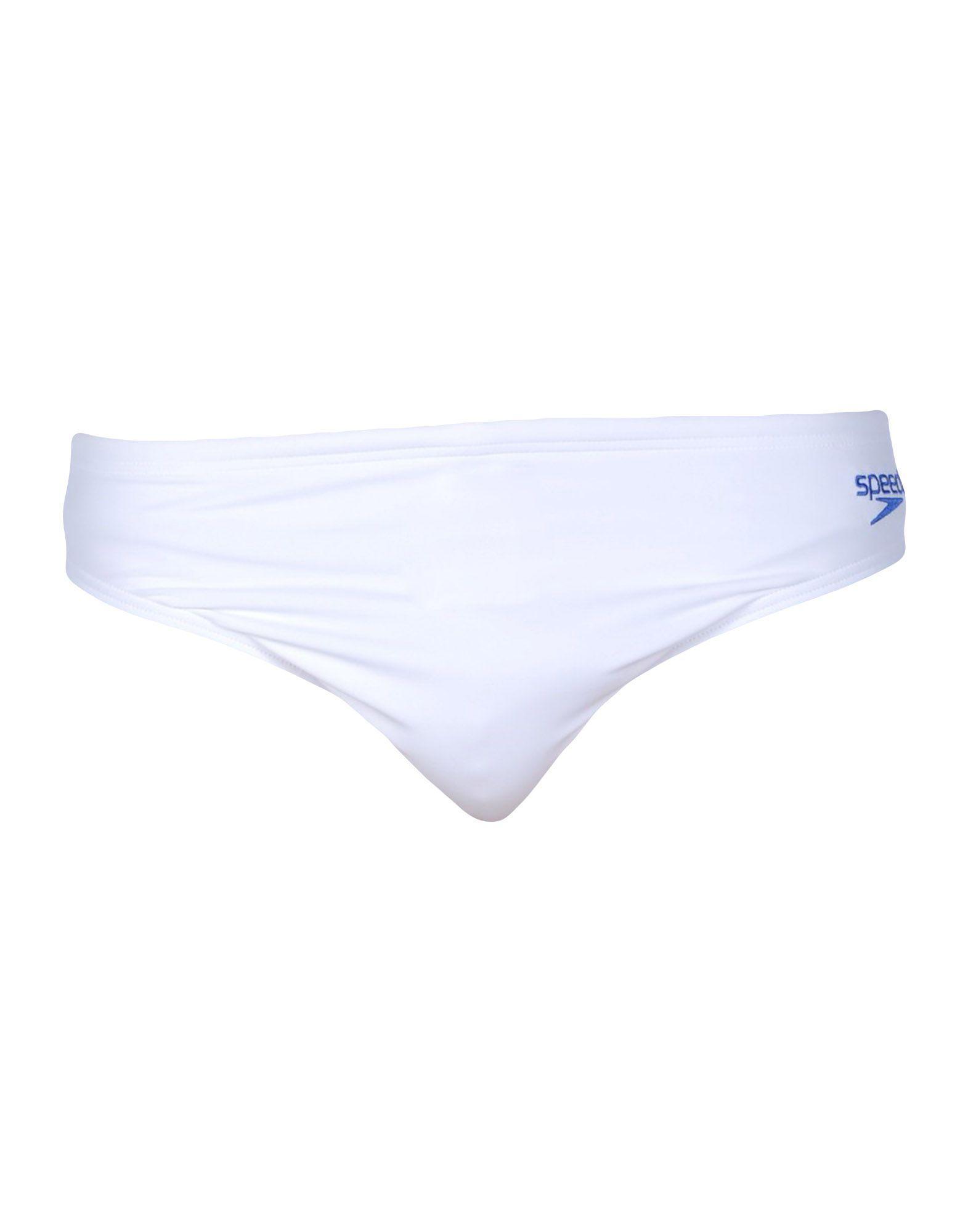 ecc0032540304 Speedo Synthetic Swim Brief in White for Men - Lyst