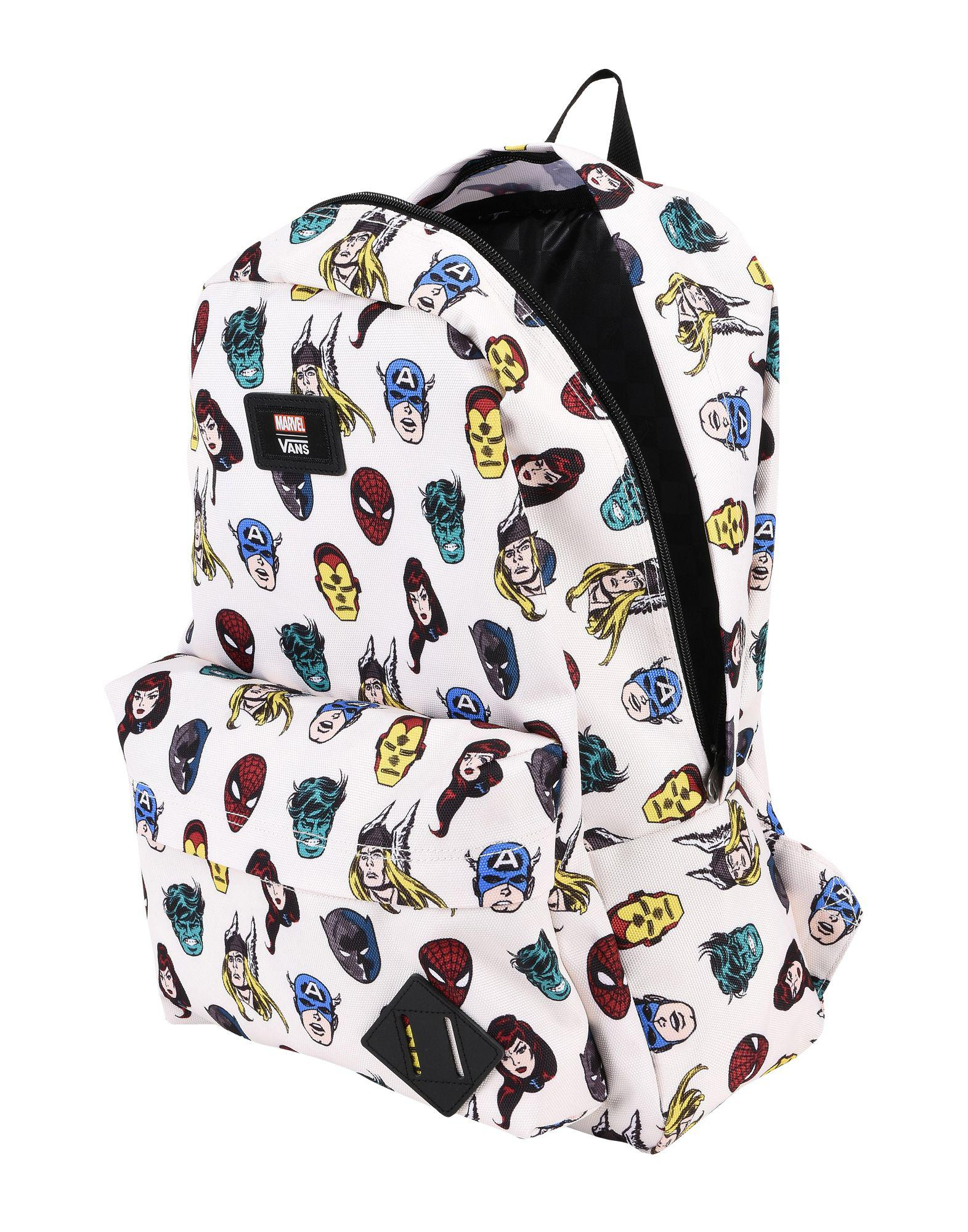 Vans Canvas Backpacks & Bum Bags in Ivory (White) for Men