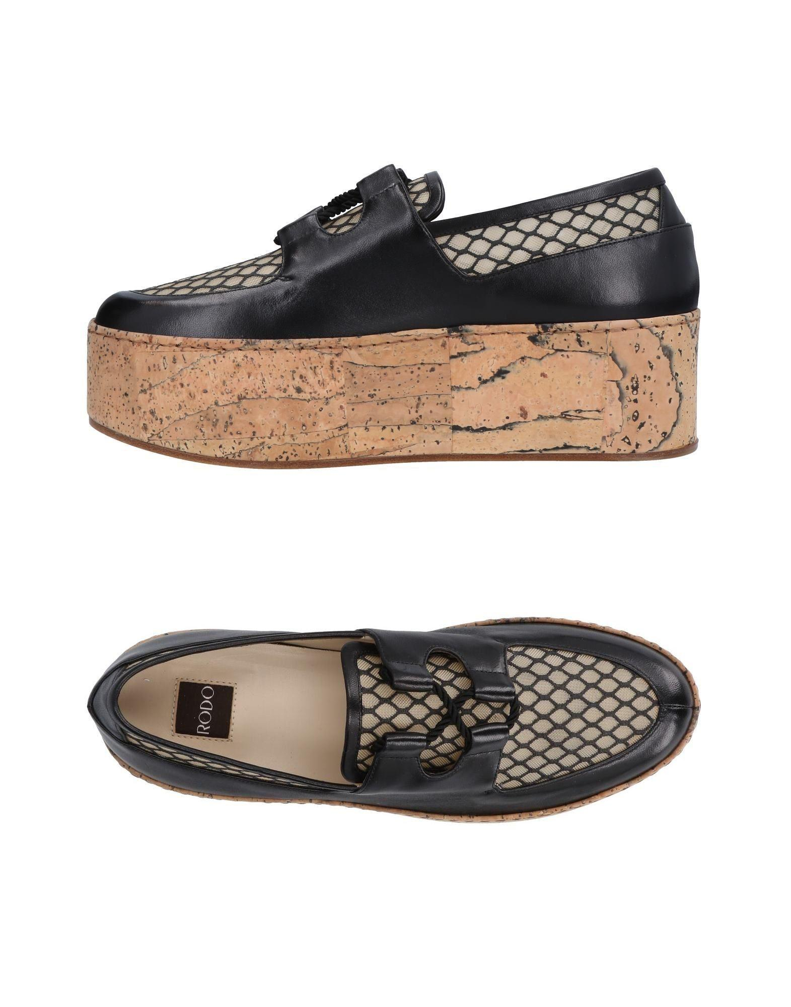 FOOTWEAR - Lace-up shoes Rodo OuA9Mvn